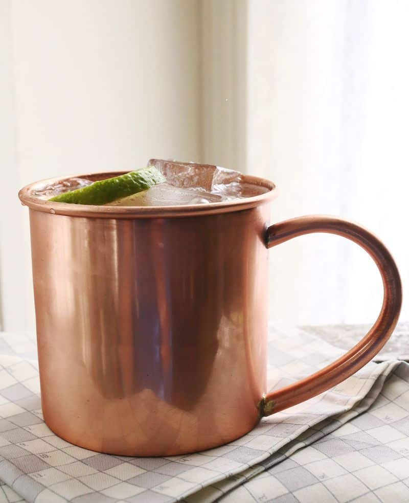 A Moscow Mule Love Story