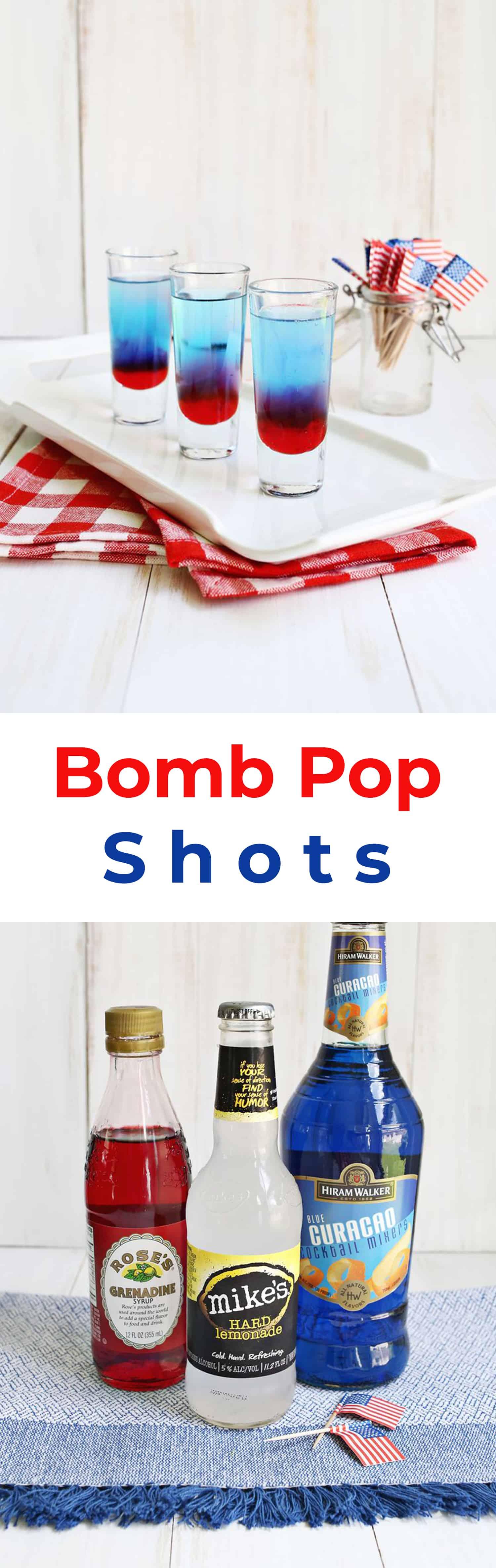 Bomben-Pop-Schüsse