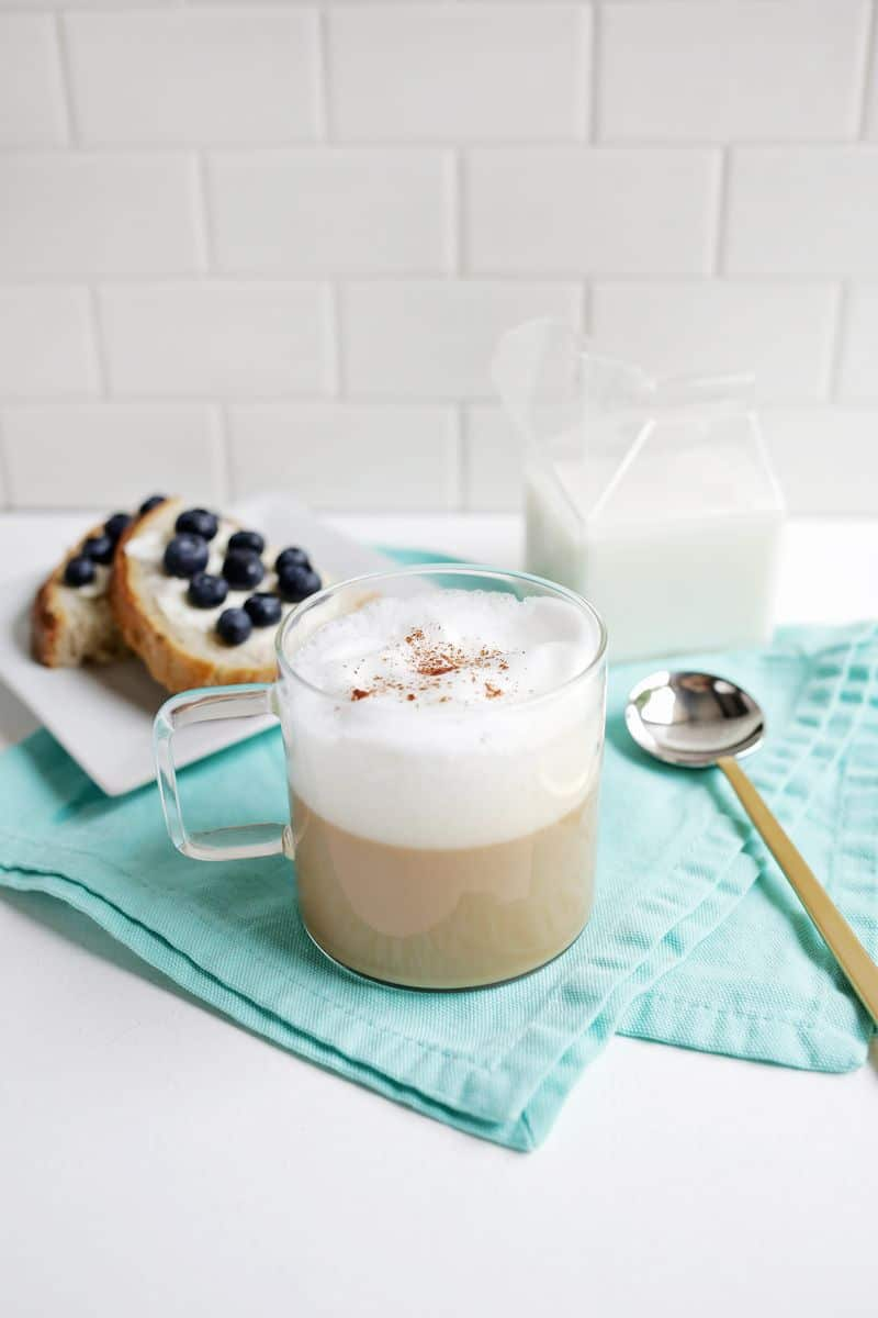 Chicory Vanilla Latte
