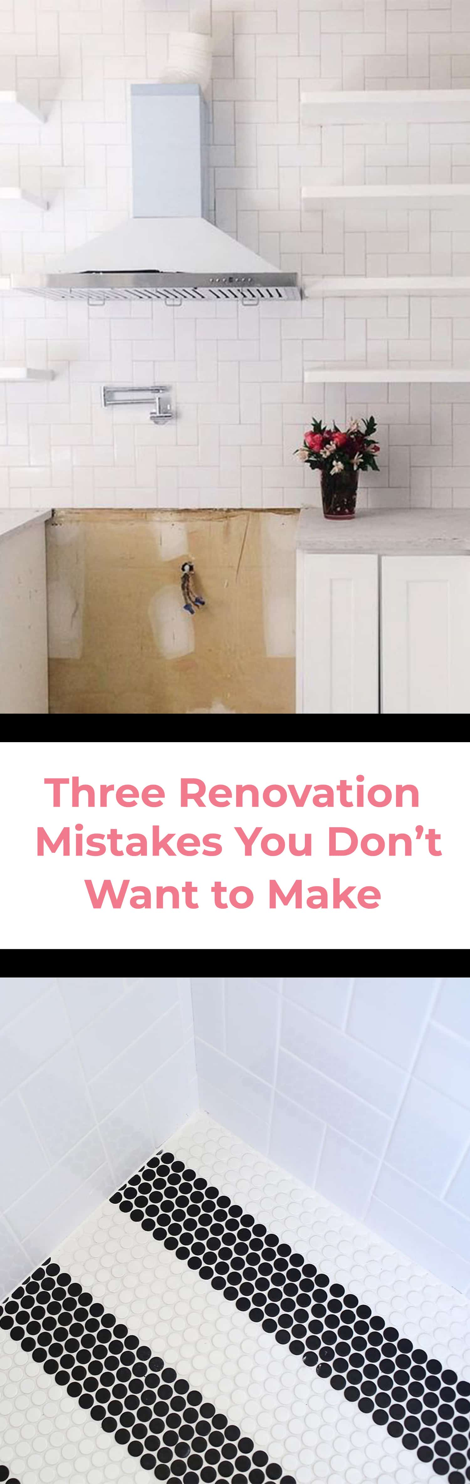 My Renovation Mistakes - A Beautiful Mess on bathroom remodeling project, bathroom remodeling list, bathroom remodeling product, bathroom remodeling showrooms, bathroom remodeling company, bathroom remodeling supplies, bathroom remodeling help,