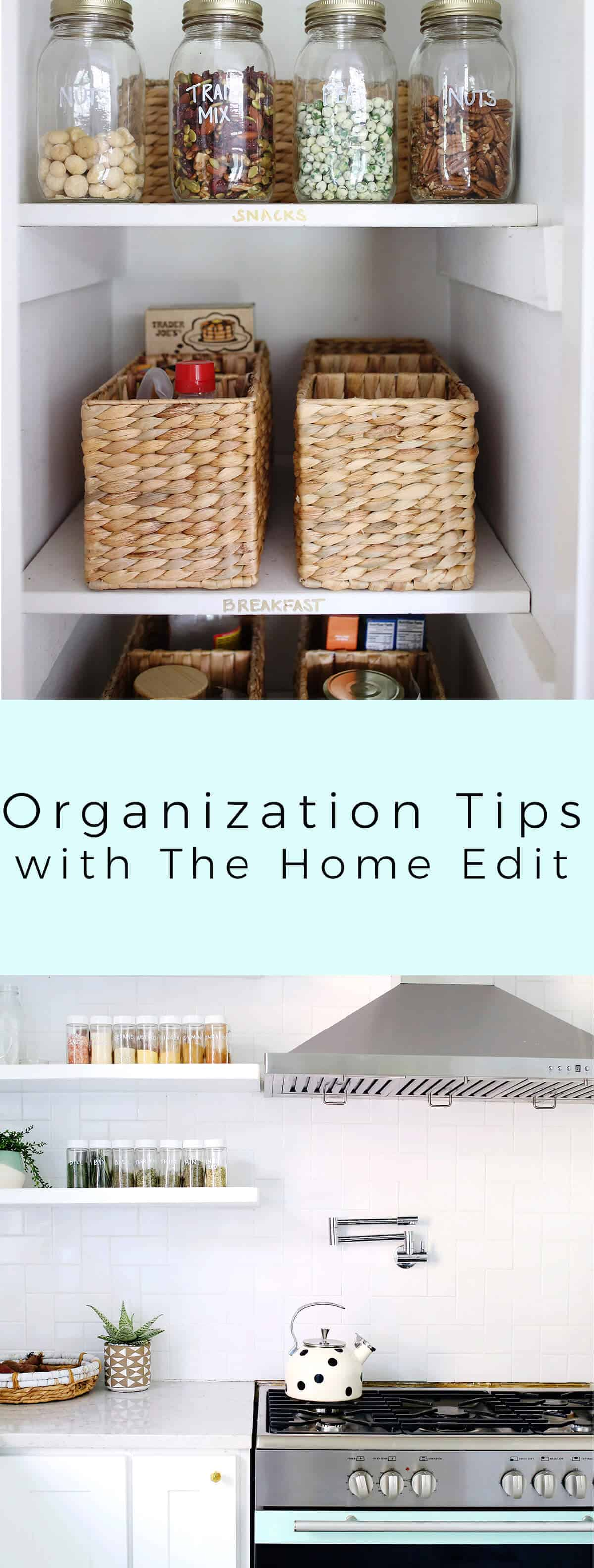 10 Organizing Tricks I Learned From The Home Edit A Beautiful Mess