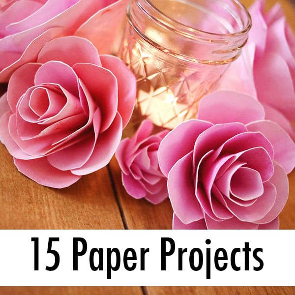 15 Paper Projects