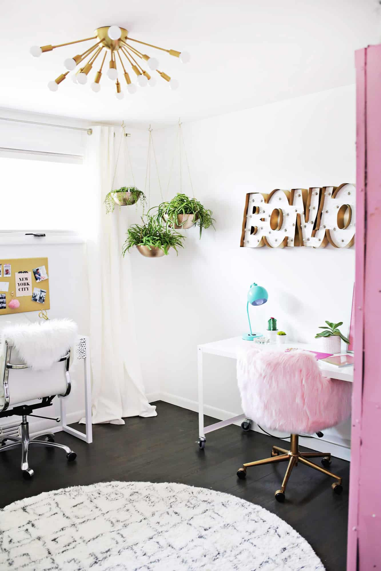 Laura S Craft Room Before After A