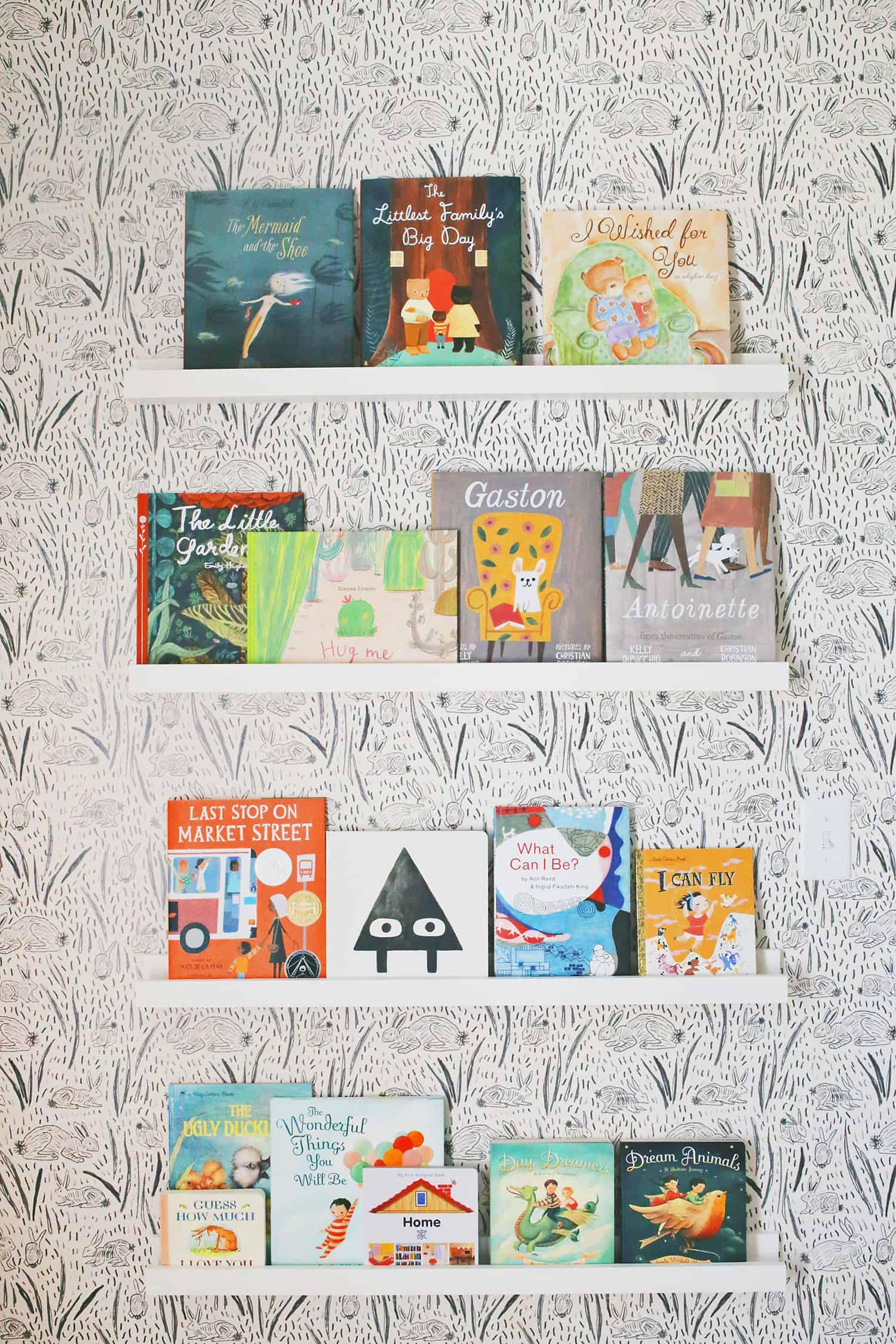 Diy Baby Bookshelves A Beautiful Mess