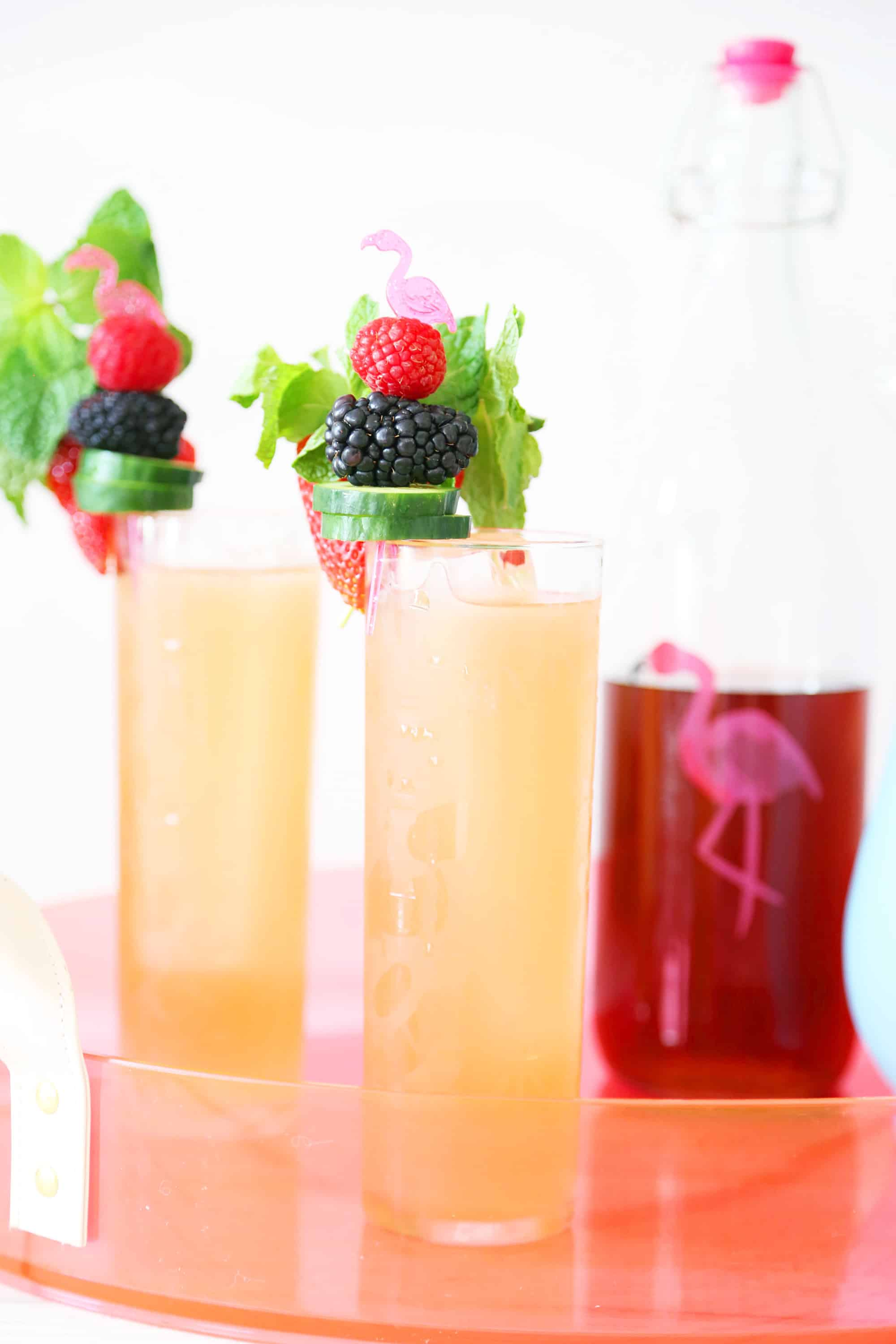 How To Make Homemade Pimm's – A Beautiful Mess