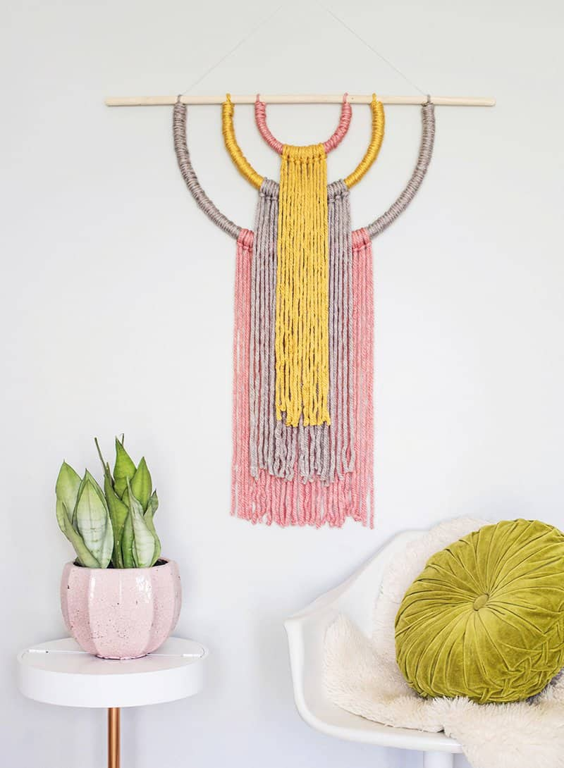 Statement Wall Hanging A Beautiful Mess