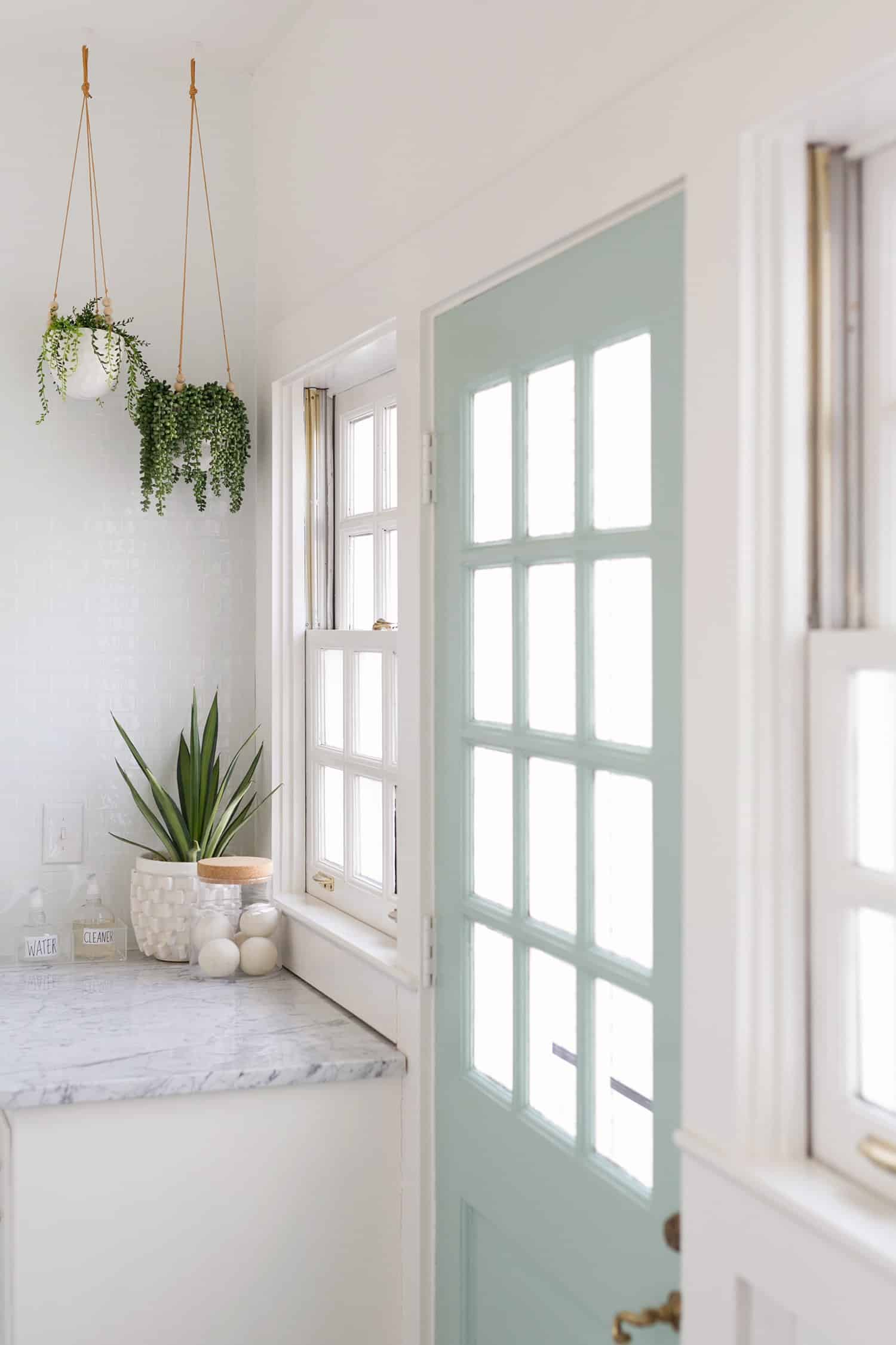 Elsie S Laundry Room Tour Before After A Beautiful Mess