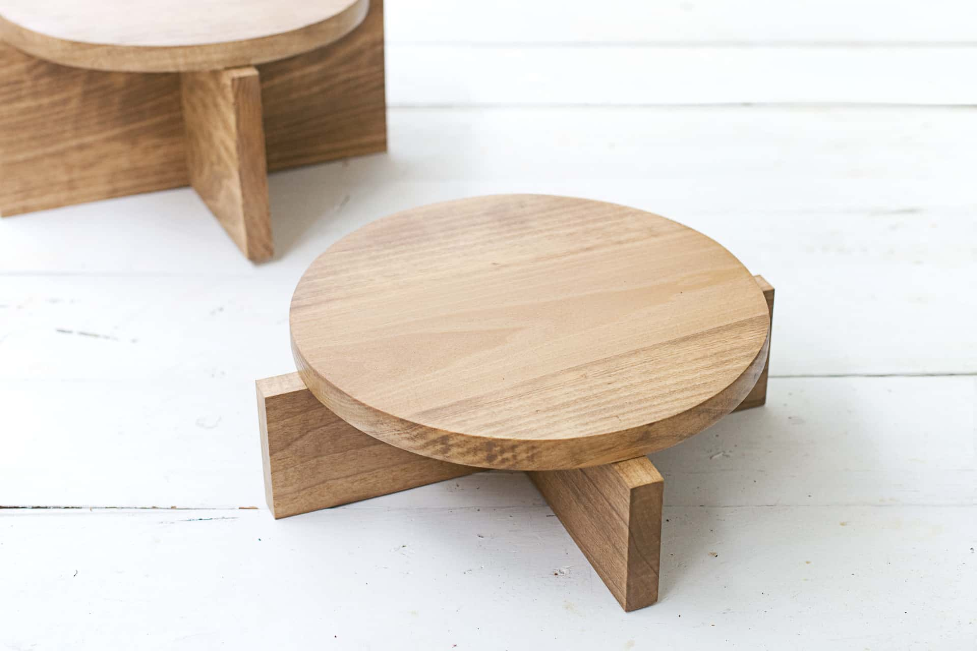 Diy Modern Wood Plant Stands A Beautiful Mess