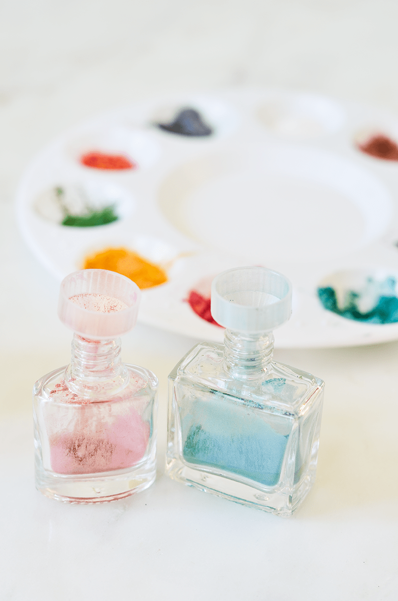 Make Your Own Custom Nail Polish (click through for tutorial)