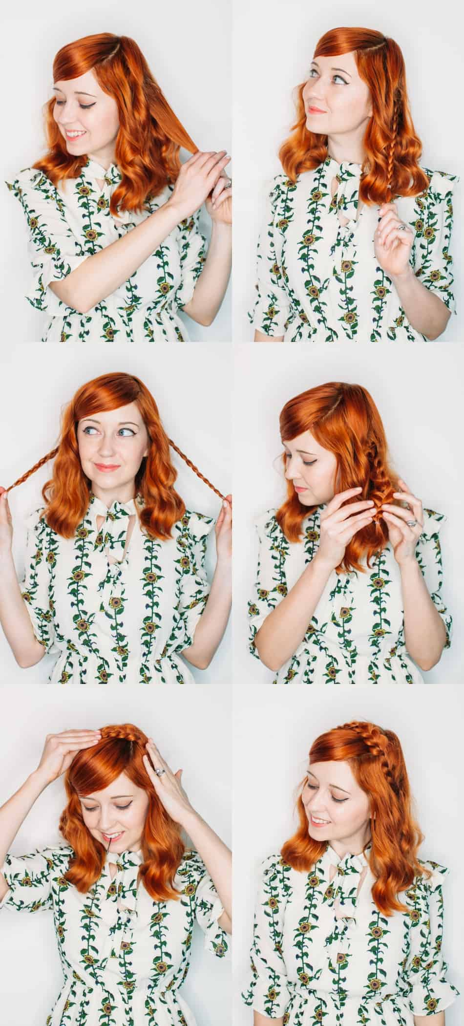 Two Ways To Style Double Braids A Beautiful Mess