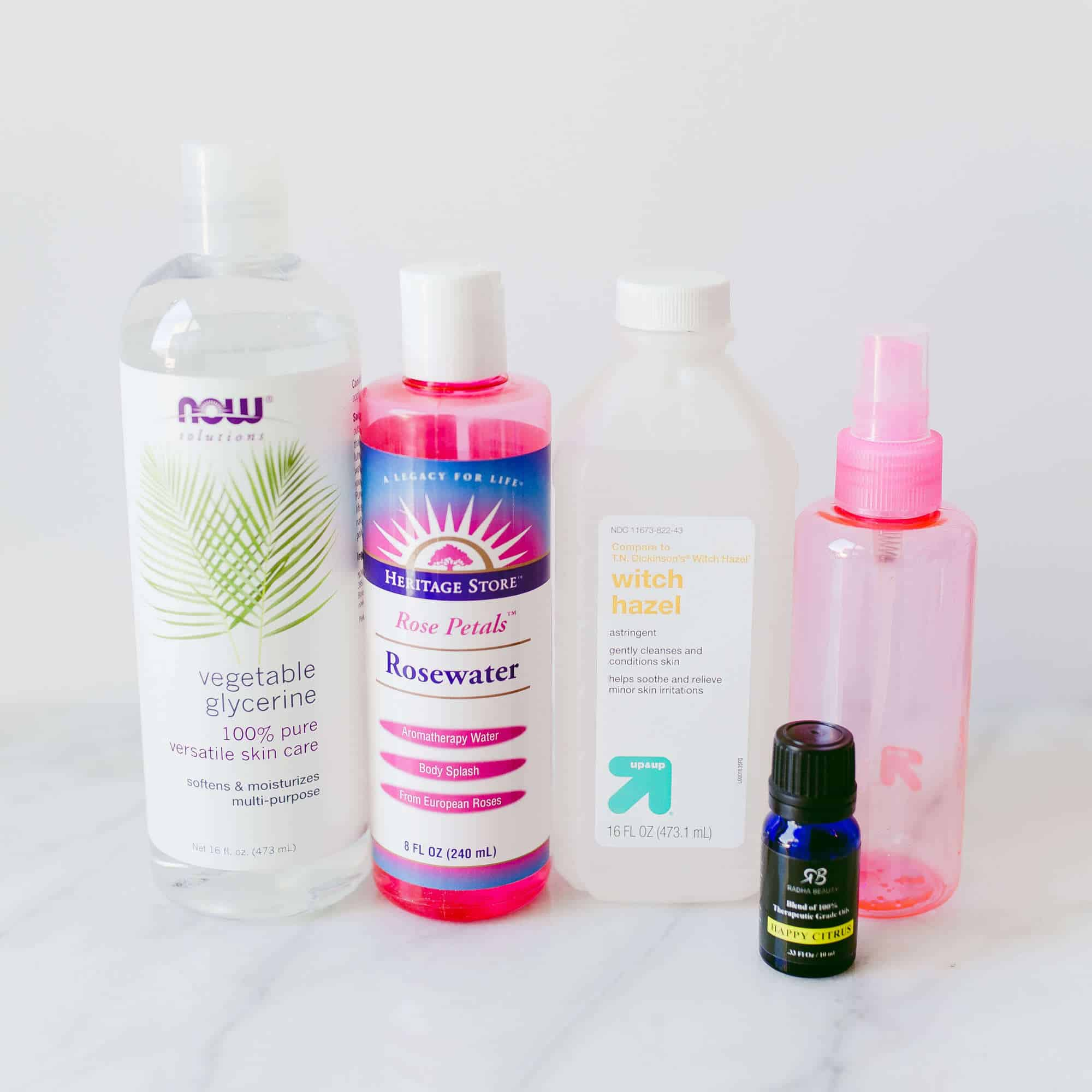 Diy Makeup Setting Spray Beautiful Mess