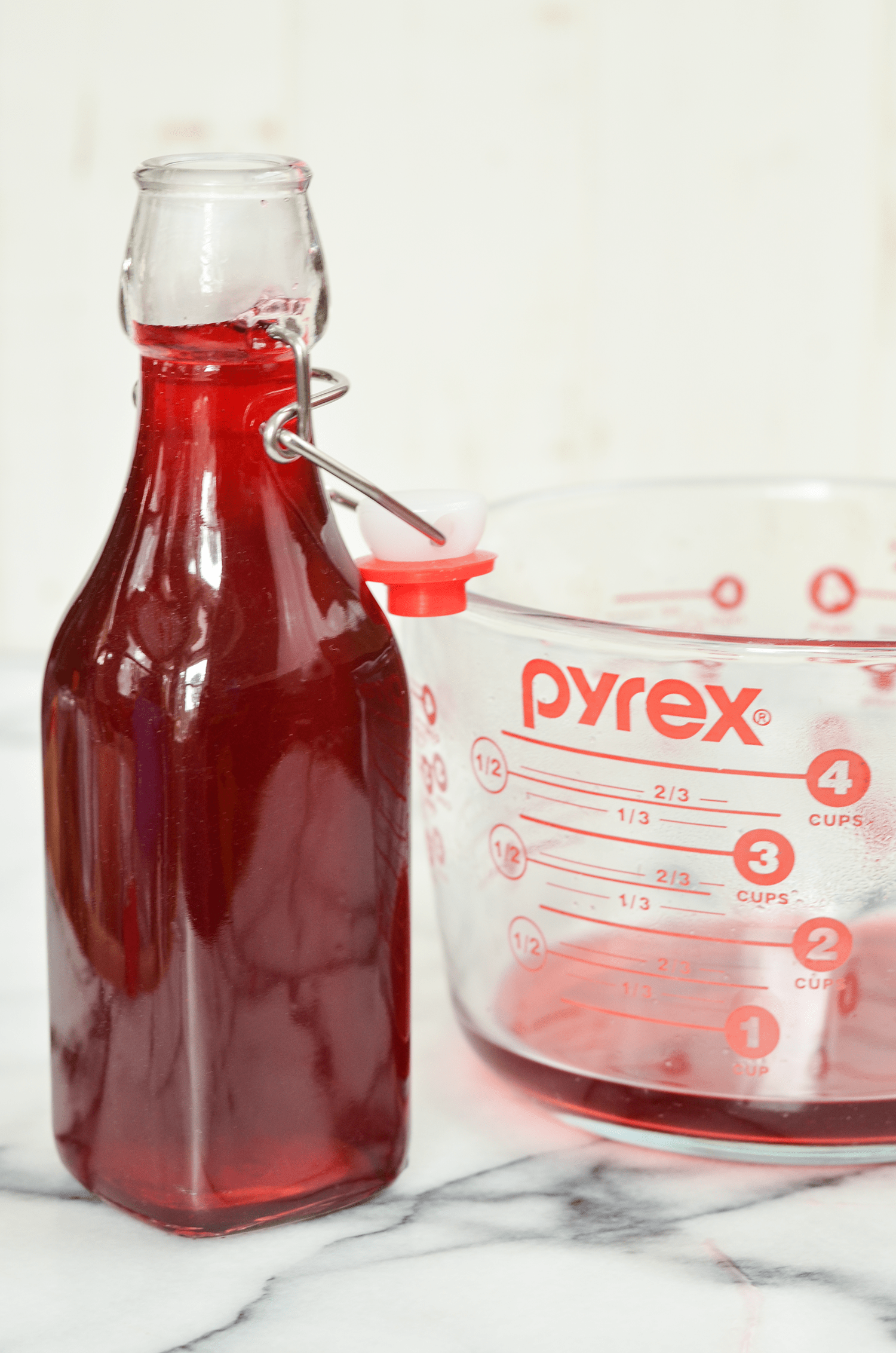 Make Your Own Flavored Simple Syrups - Four Ways! (Click through for recipe)