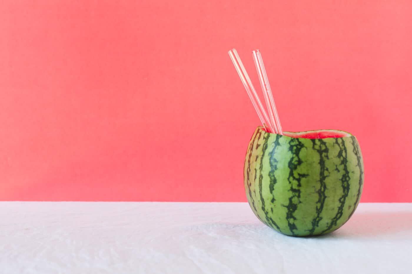 Wassermelone Frozen Rosé AKA Frosé