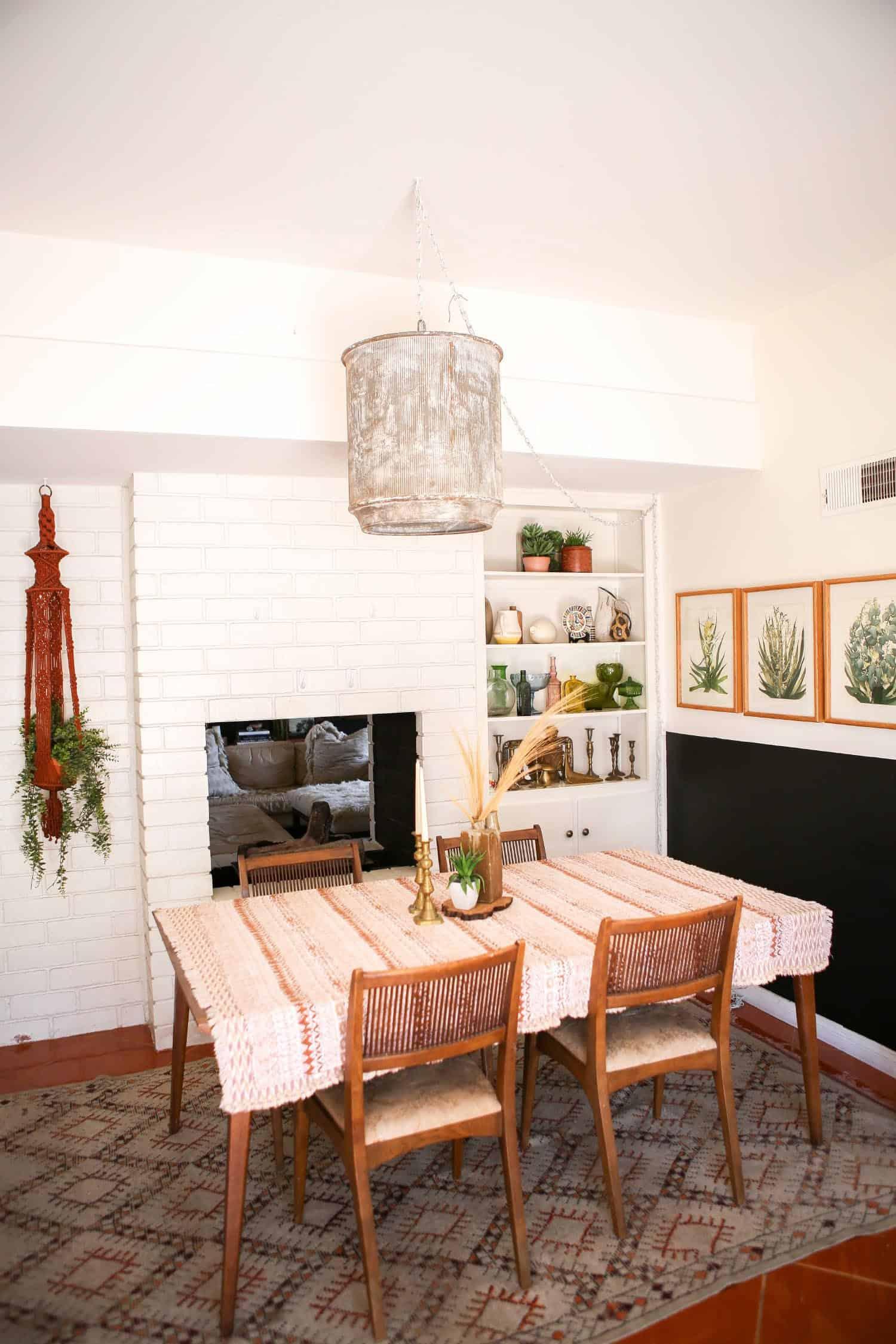 Zu Hause bei Beth Jones in Tustin, Kalifornien