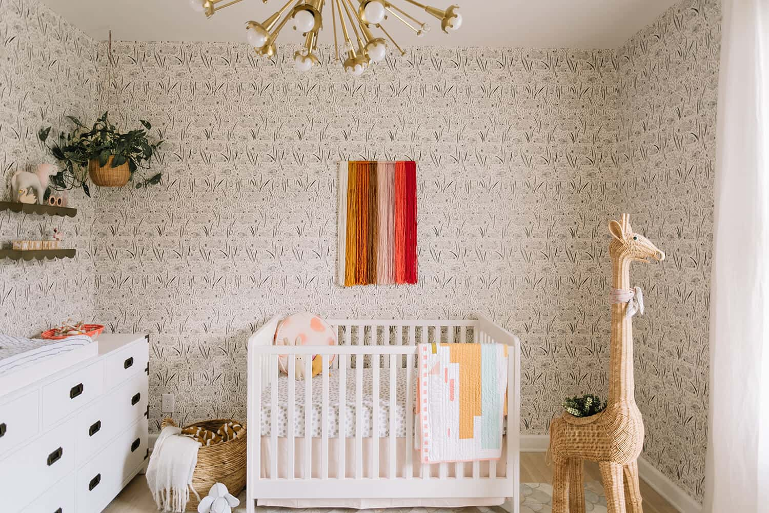 Elsie S Nursery Tour And Baby Name