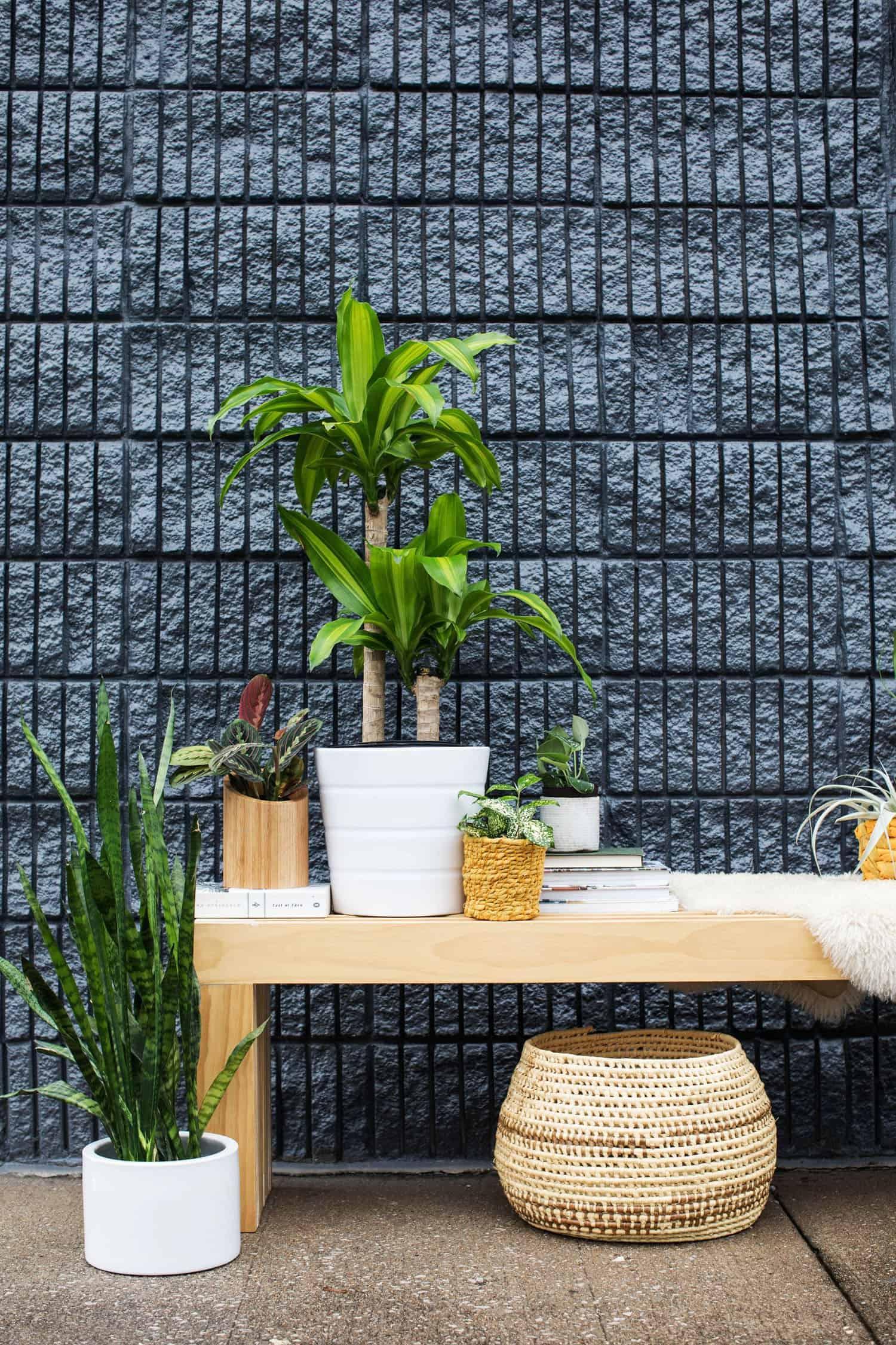 Easy Fabric Planter Diy A Beautiful Mess
