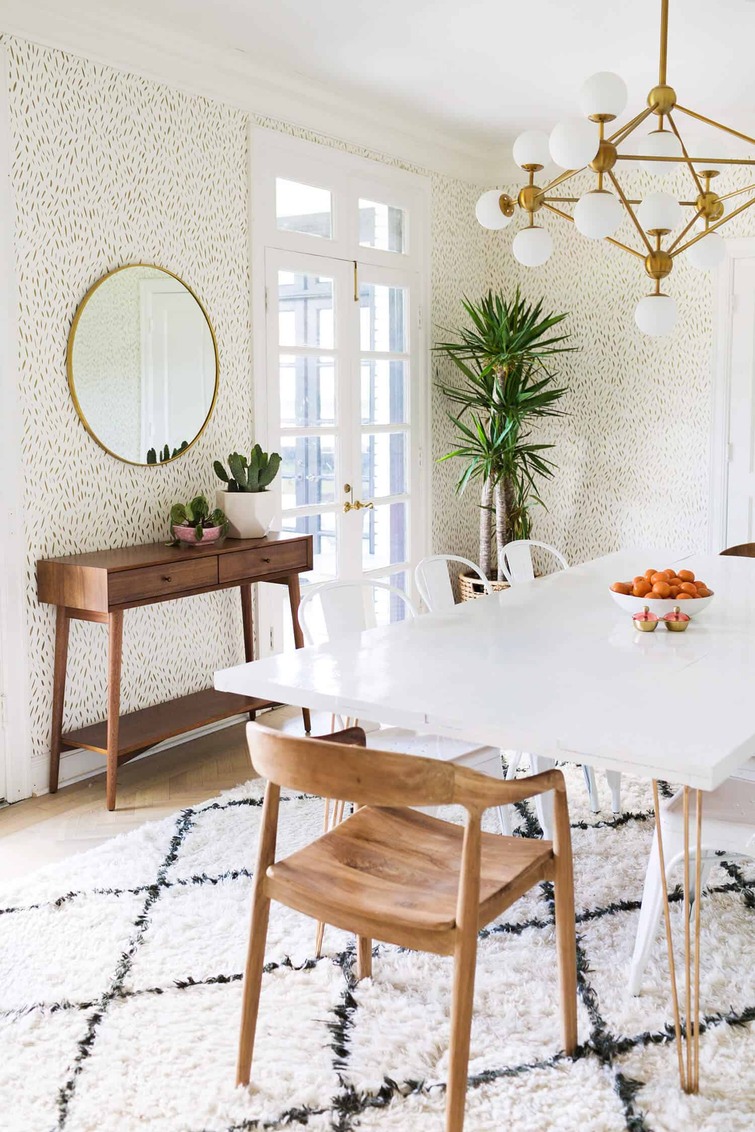 Elsie\'s Dining Room Refresh ... Autumn 2017 - A Beautiful Mess