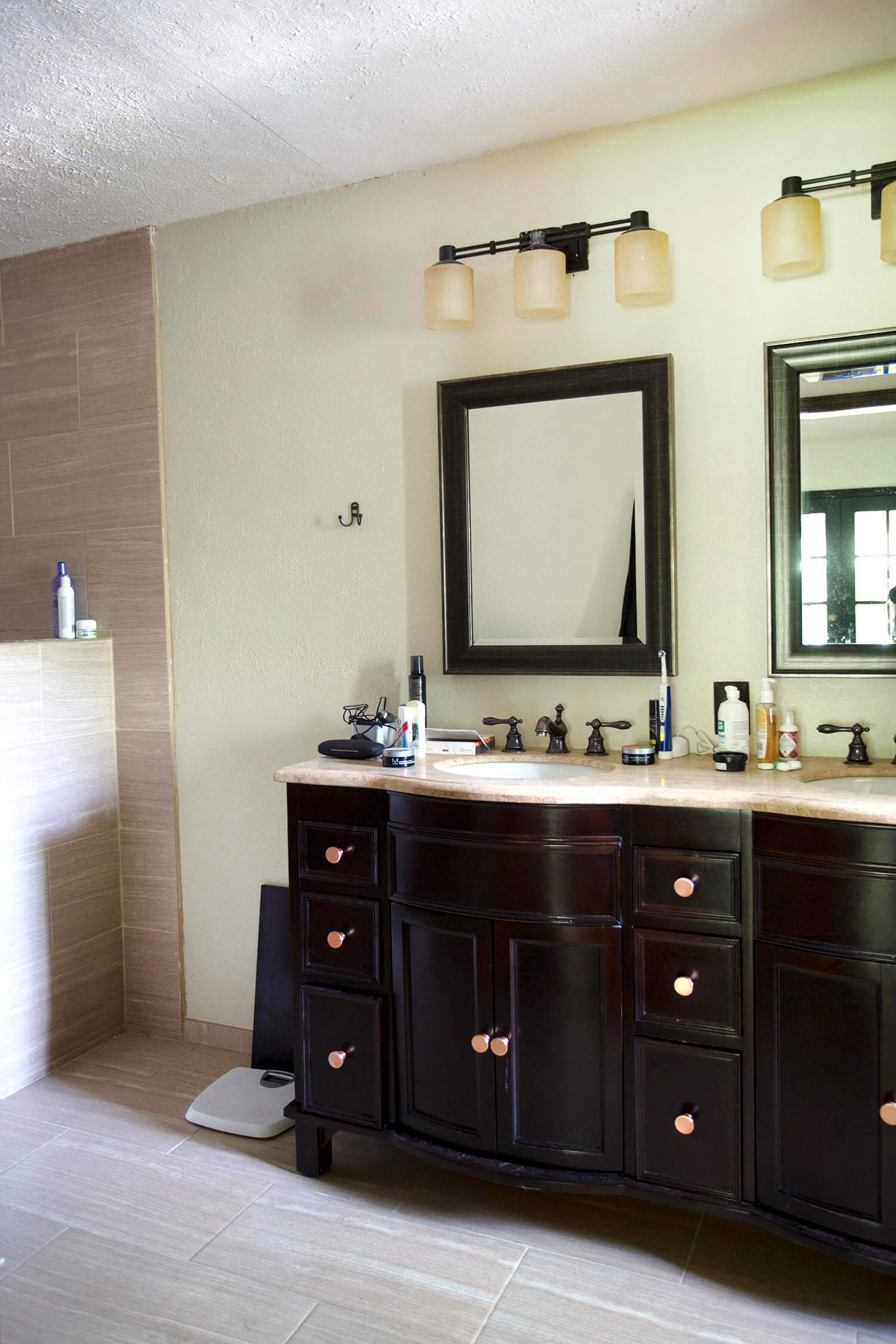Emma's Master Bathroom Renovation - A Beautiful Mess on