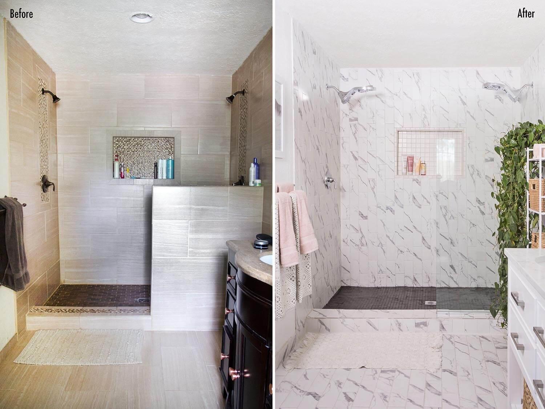 Emma\'s Master Bathroom Renovation - A Beautiful Mess