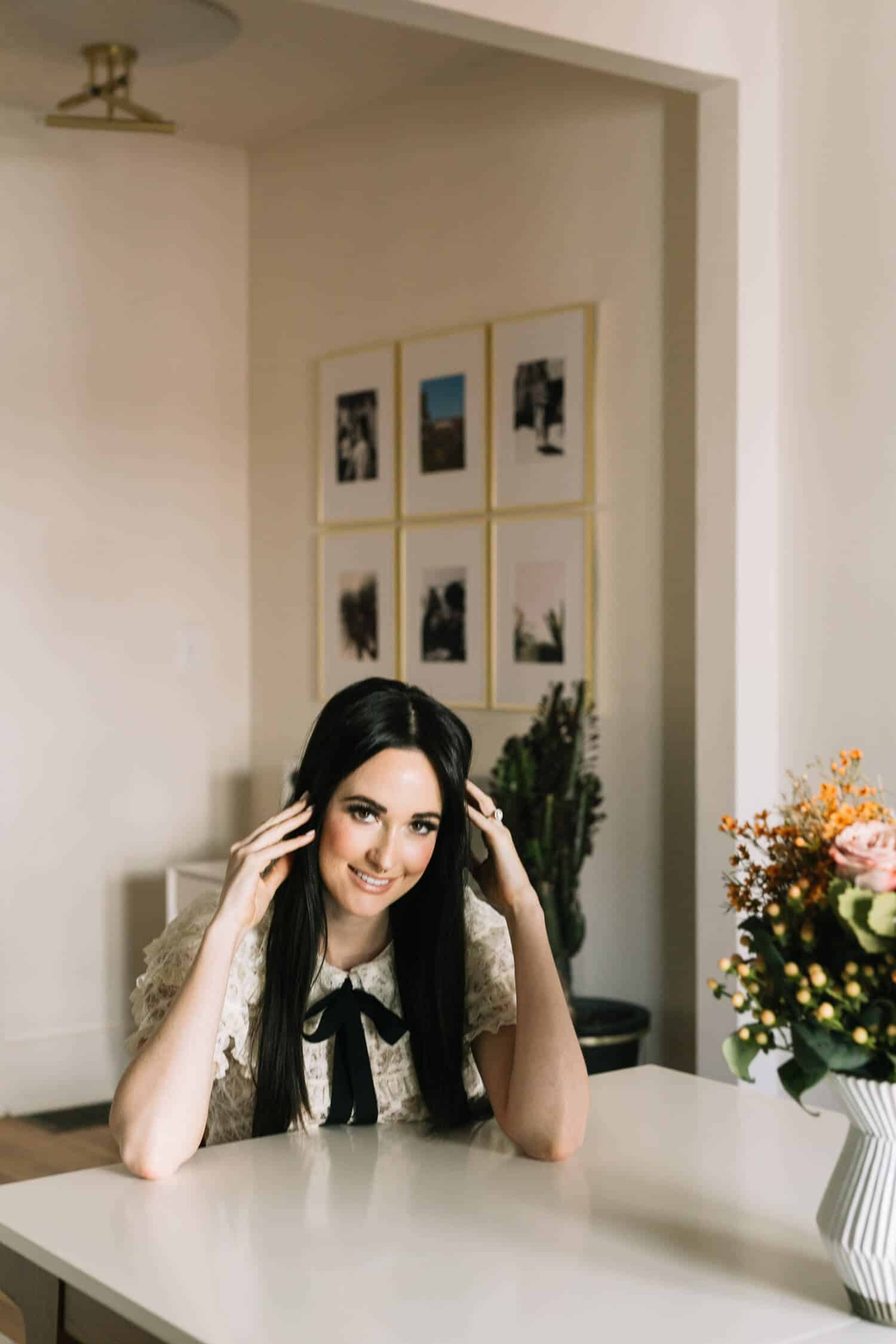 Kacey Musgraves Dining Room Tour A Beautiful Mess