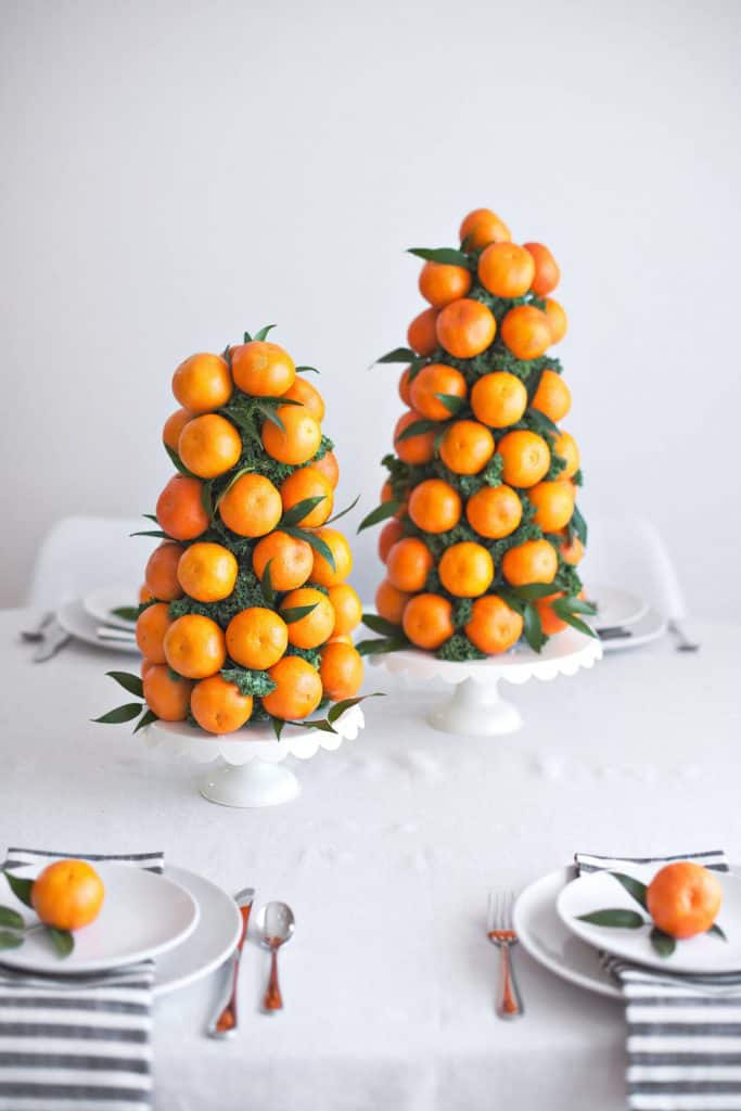 Mandarin Tower Table Centerpieces A Beautiful Mess
