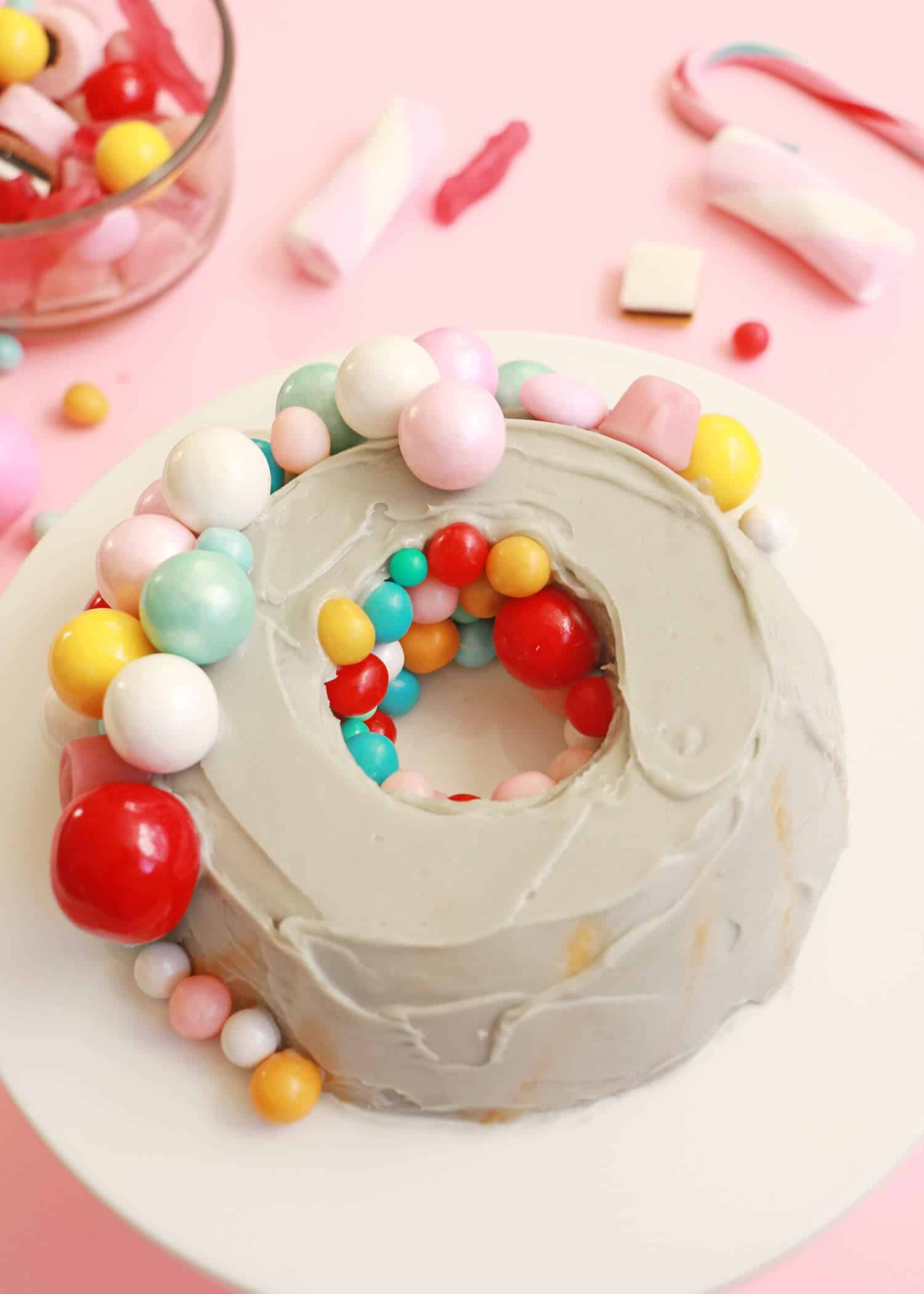 How To Decorate Uneven Cake
