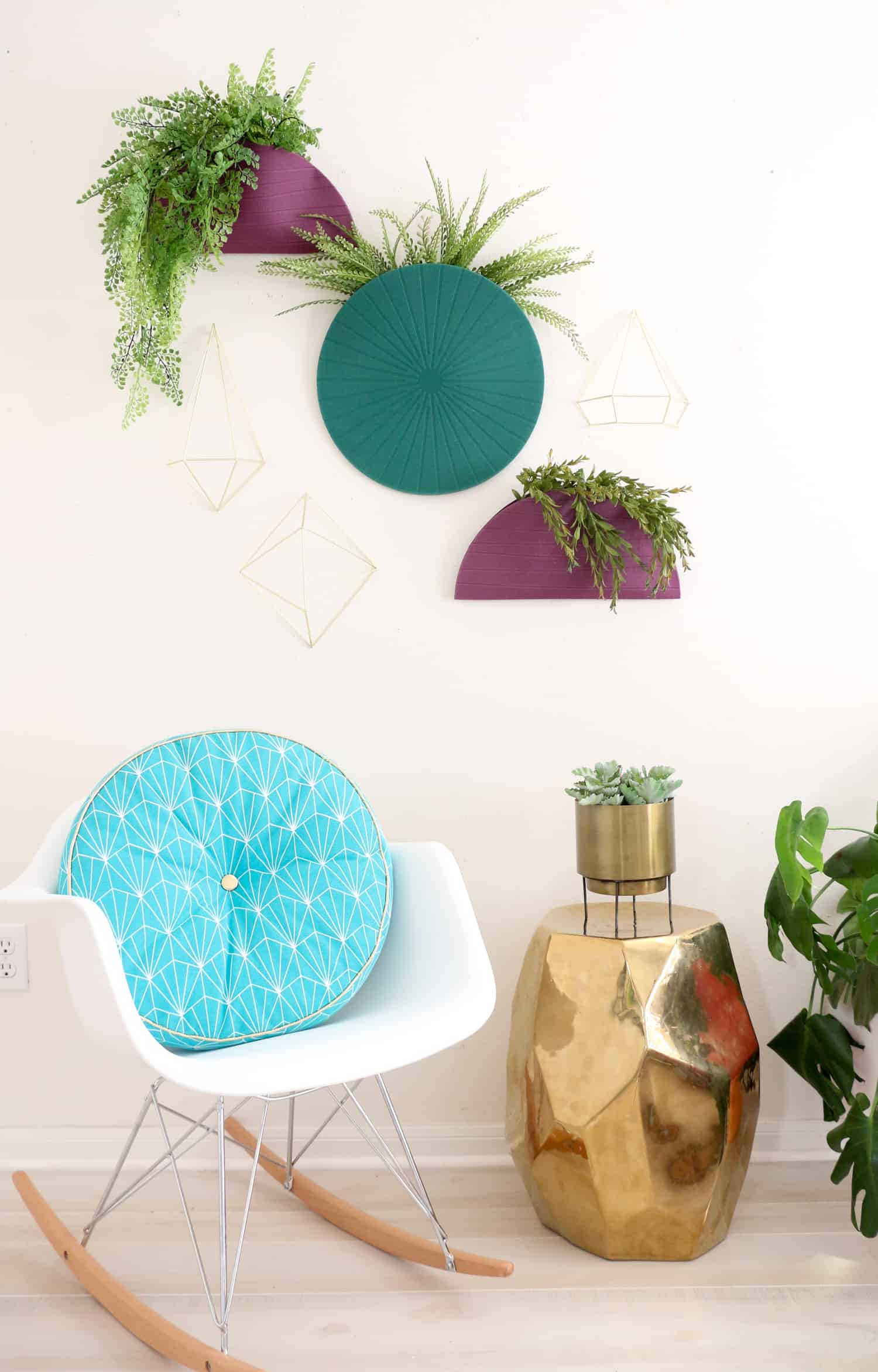 How-to-Turn-Placemats-into-Hanging-Planters-6