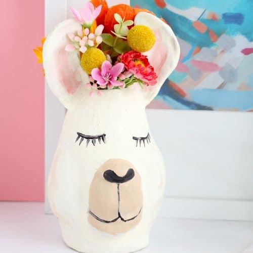 Make-Your-Own-Llama-Vase-7