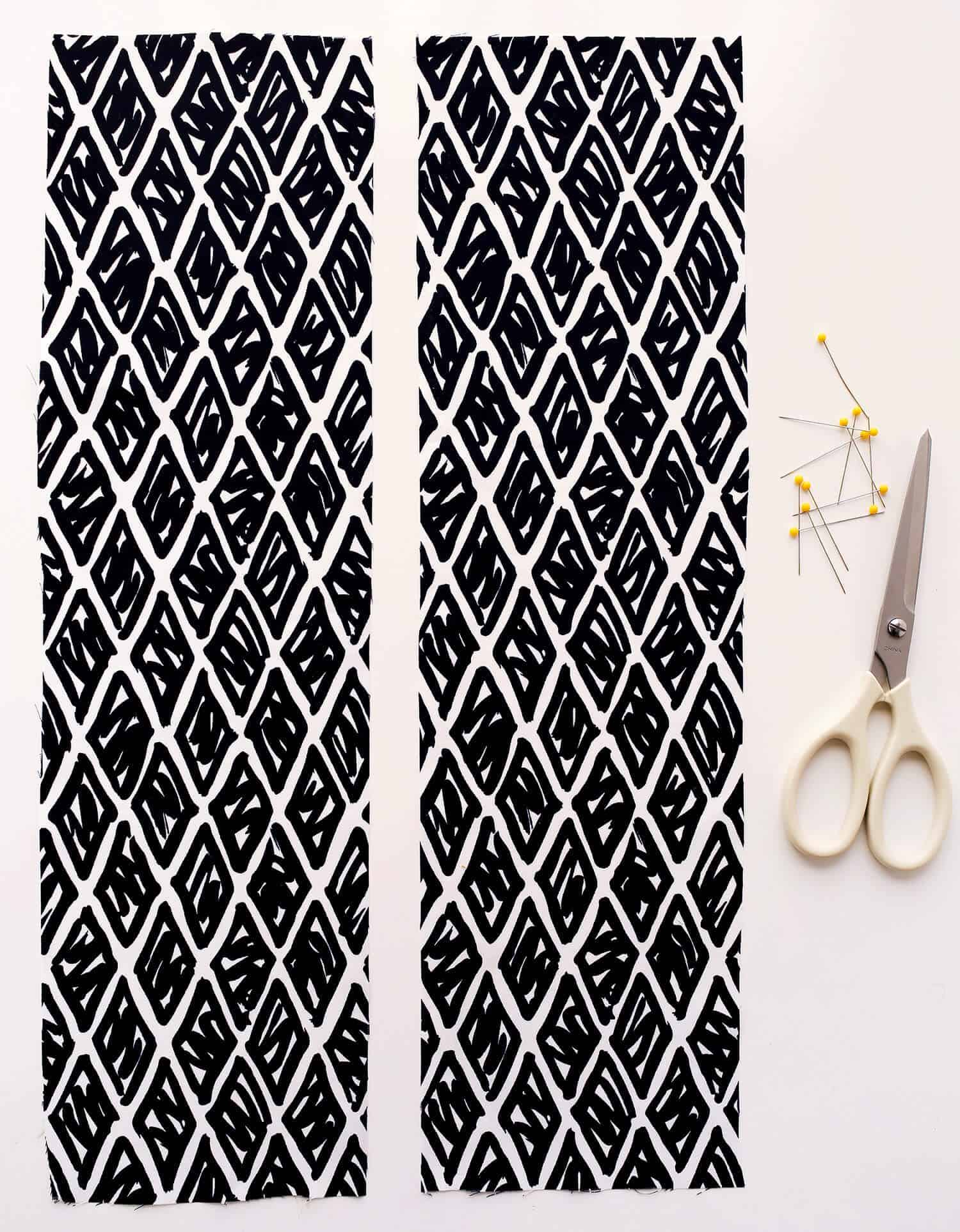 Our Table Is 6u2032 Long So I Designed My Table Runner To Measure 8u2032 Long. I  Prefer A Table Runner That Drapes Over The Ends, But You Can Also Design  Yours To ...