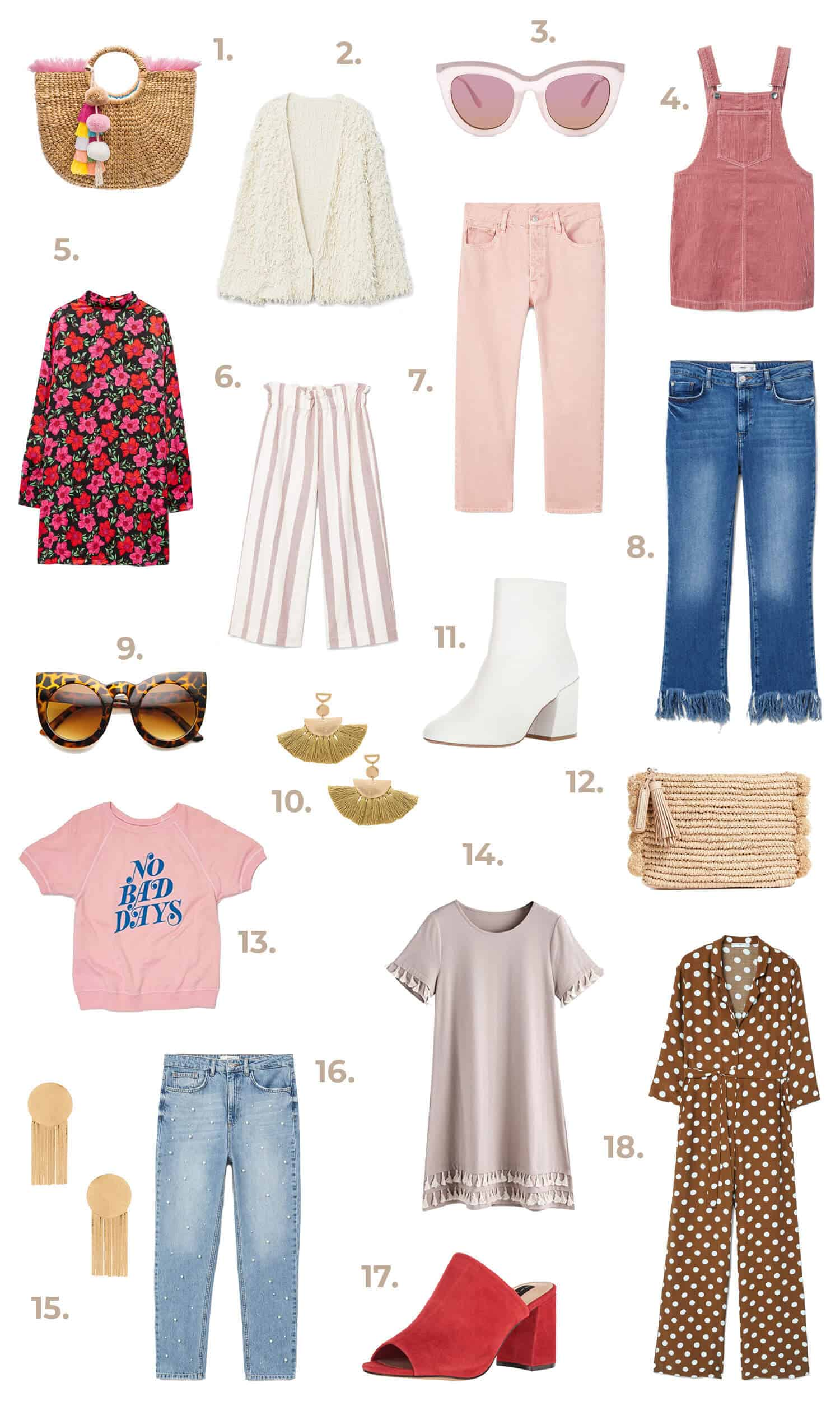 Spring is (Almost) in the Air Wishlist - A Beautiful Mess