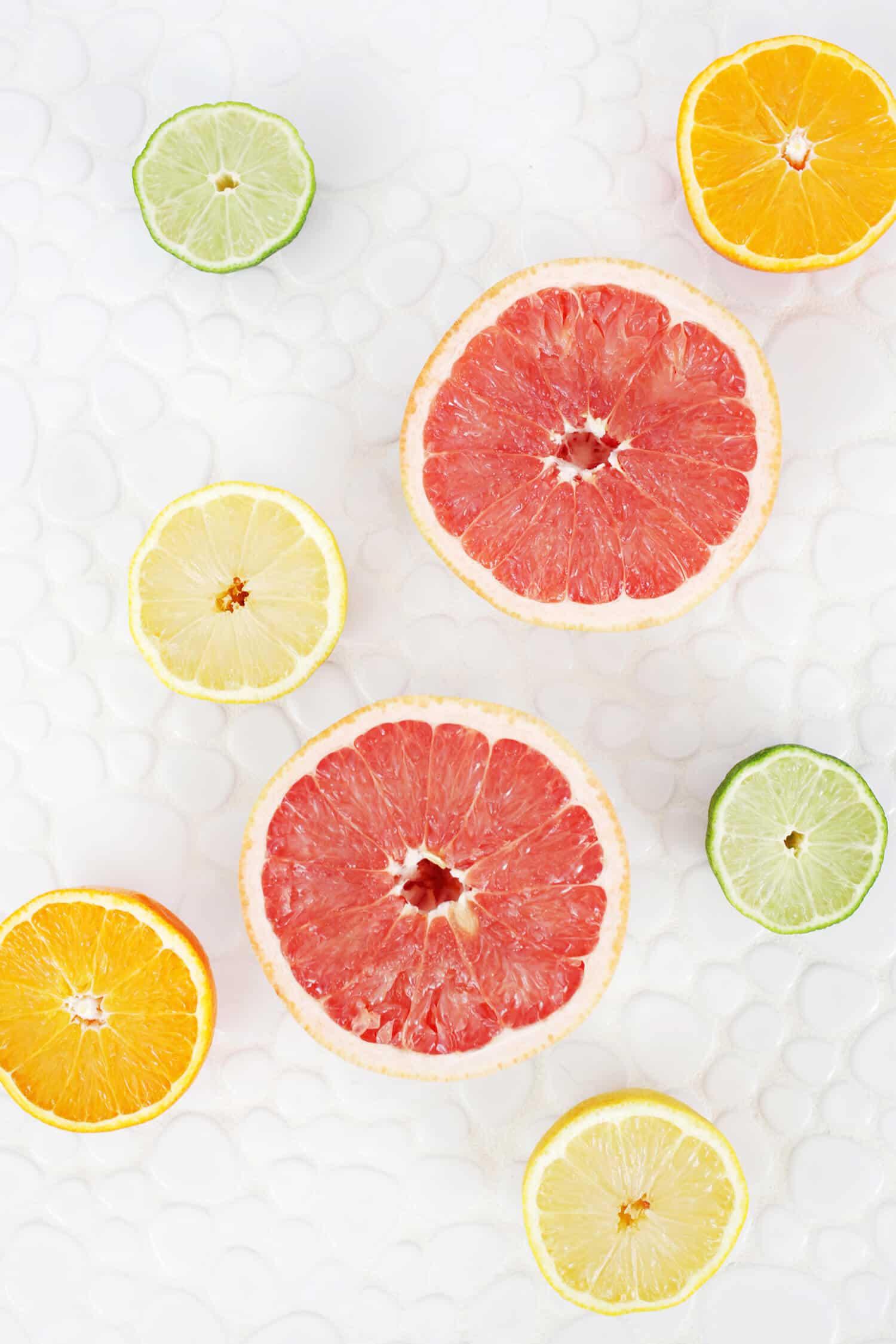 Citrus + Himalayasalz Diffusor 4 Wege!