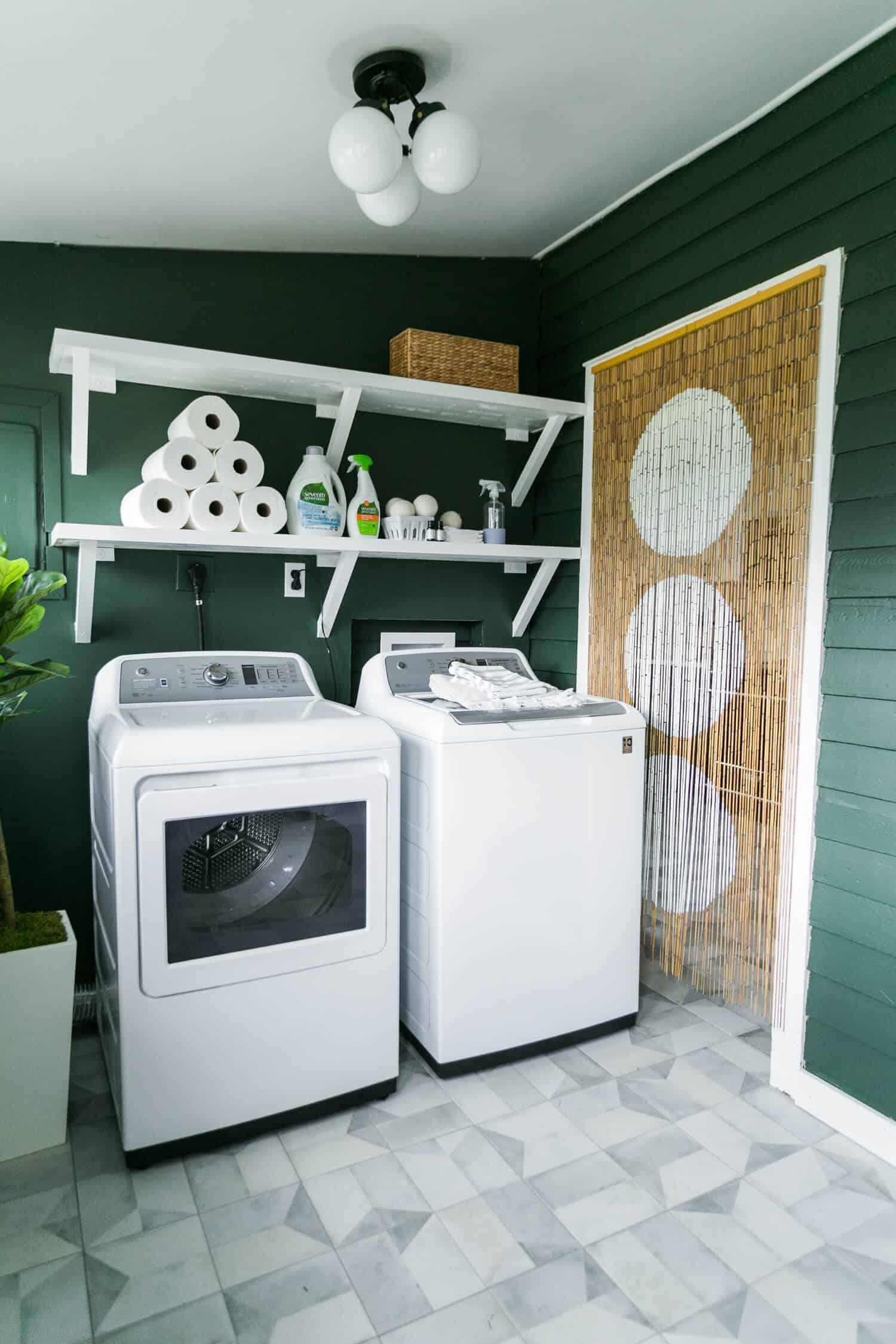 Erstellen Sie eine umweltfreundlichere Waschküchenroutine
