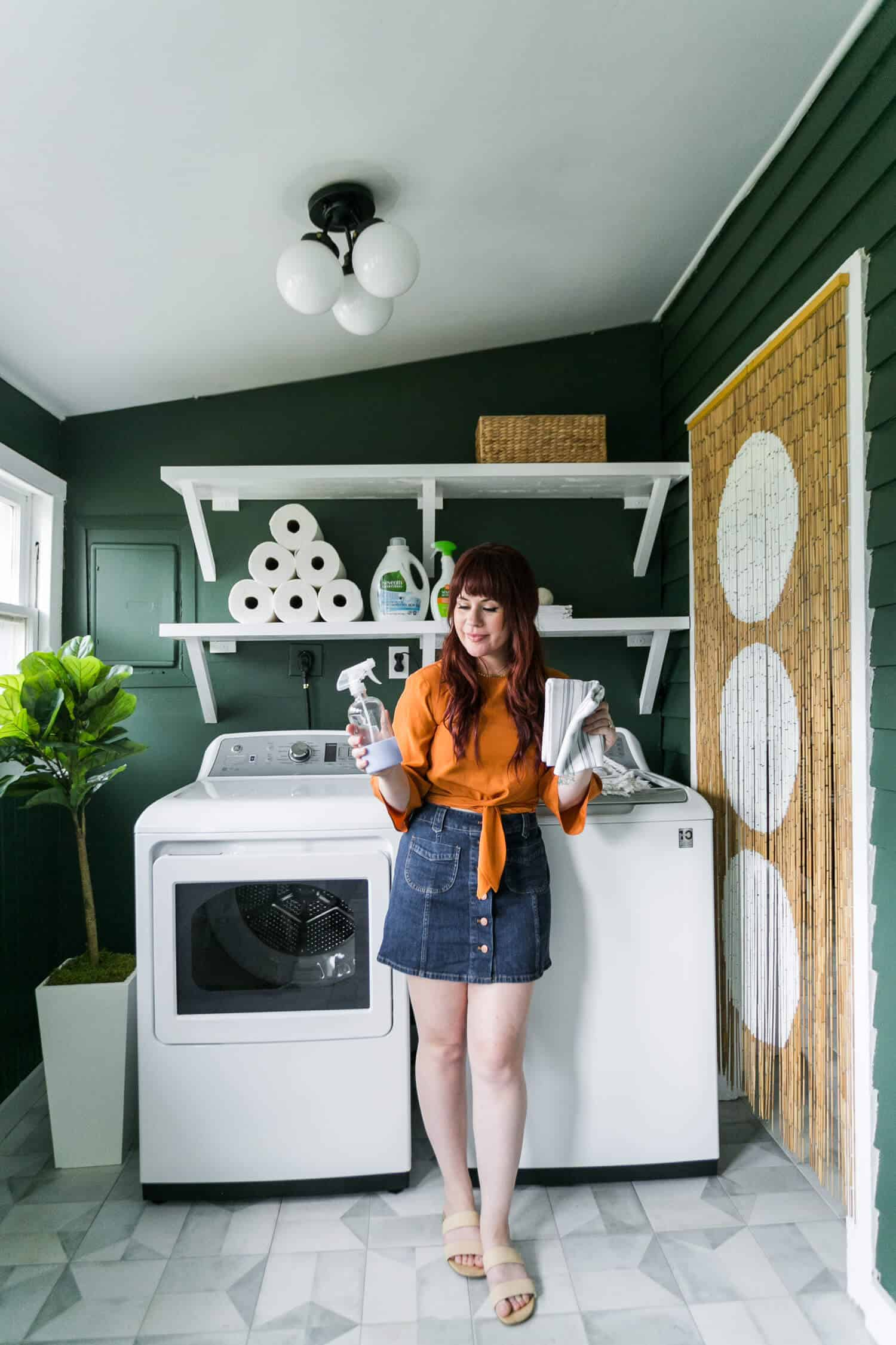 Create a Greener Laundry Room Routine – A Beautiful Mess