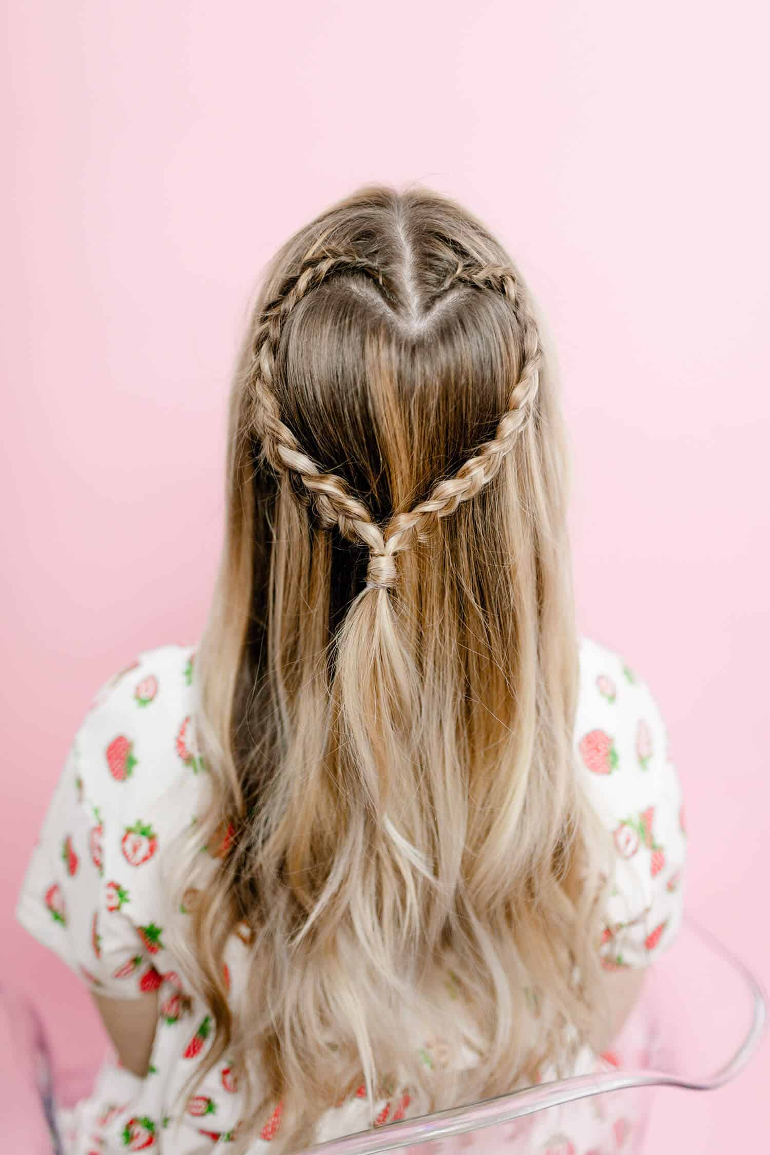 easy braided hair styles easy shaped braid a beautiful mess 1228