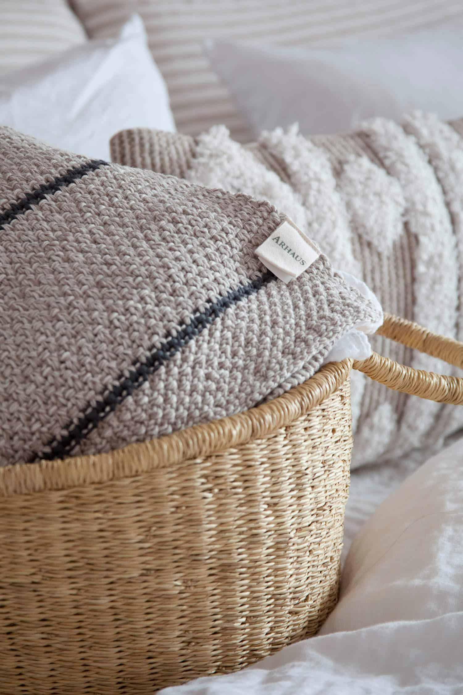 arhaus textiles
