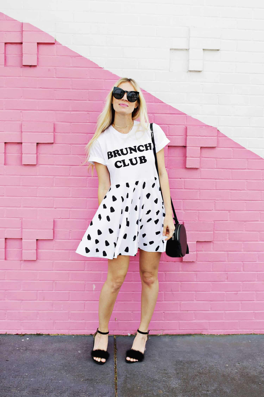 Make a dress from any t shirt obsigen for Make a dress shirt