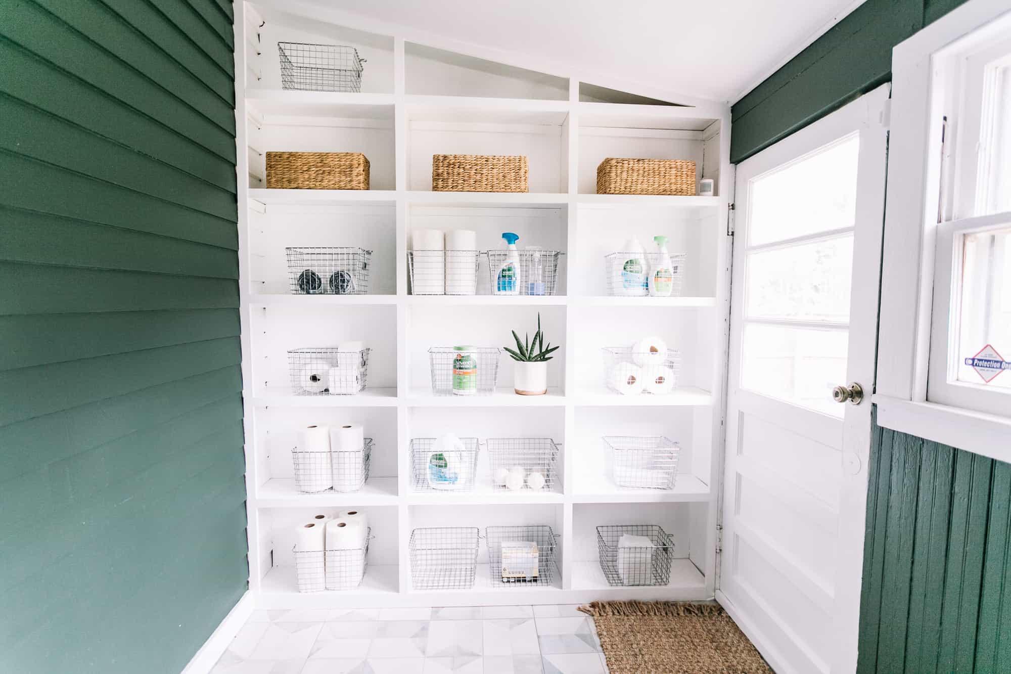 Waschküche Design + Organisationstipps