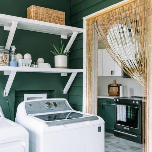 Laundry Room Design + Organization Tips