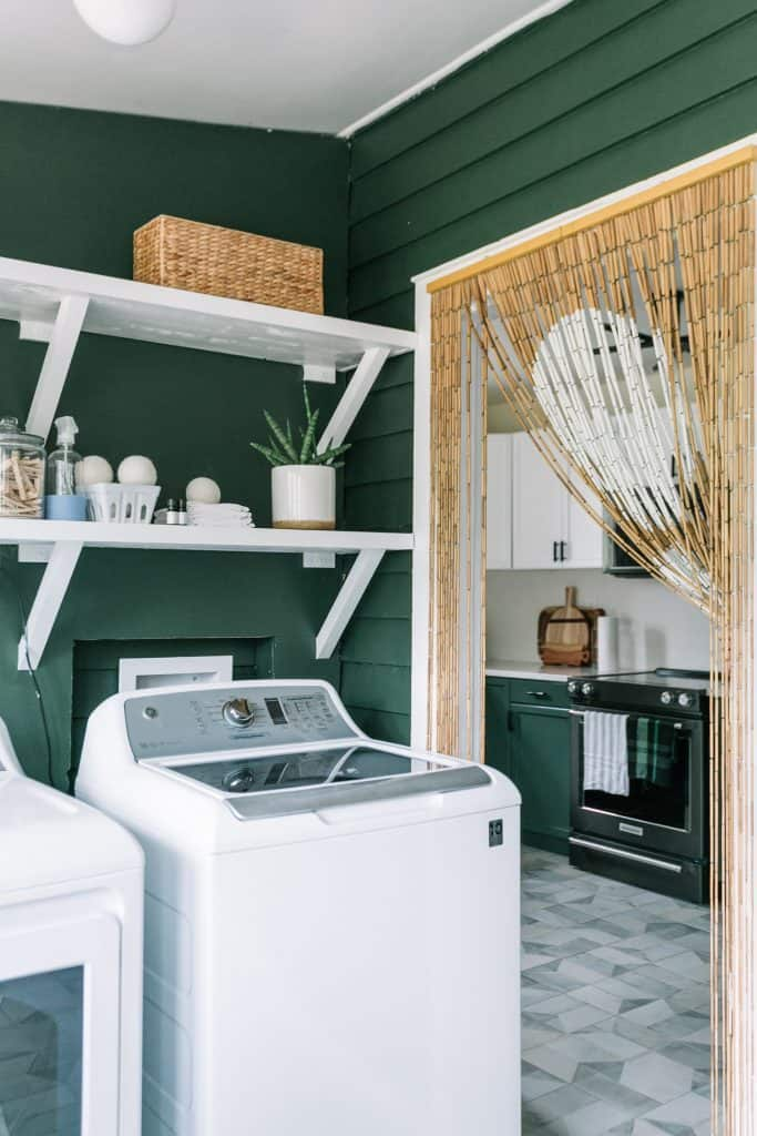 Laundry Room Design + Organization Tips - A Beautiful Mess on Laundry Room Organization Ideas  id=56211