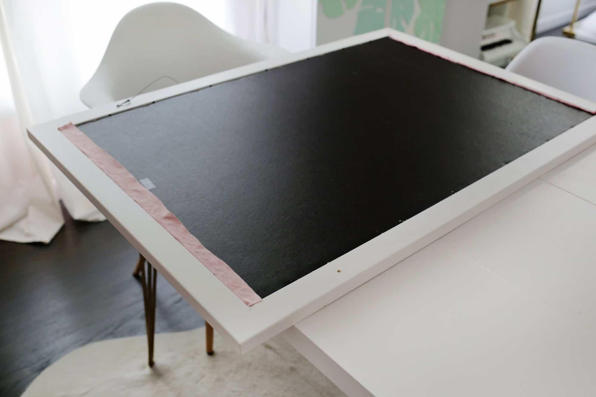 Übergroße Filz Brief Board DIY