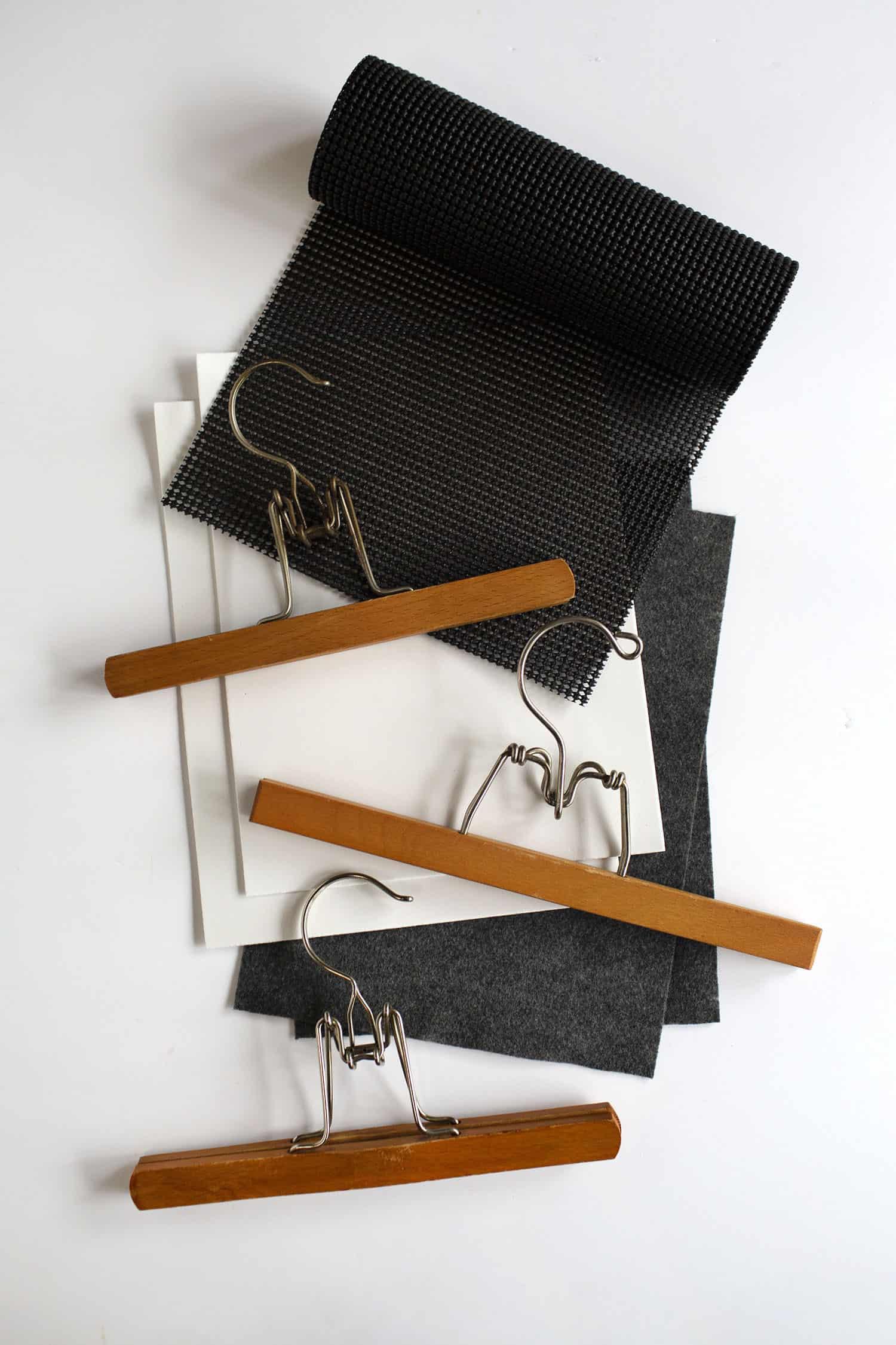 Schnelle + einfache Aufhängerrahmen aus Holz