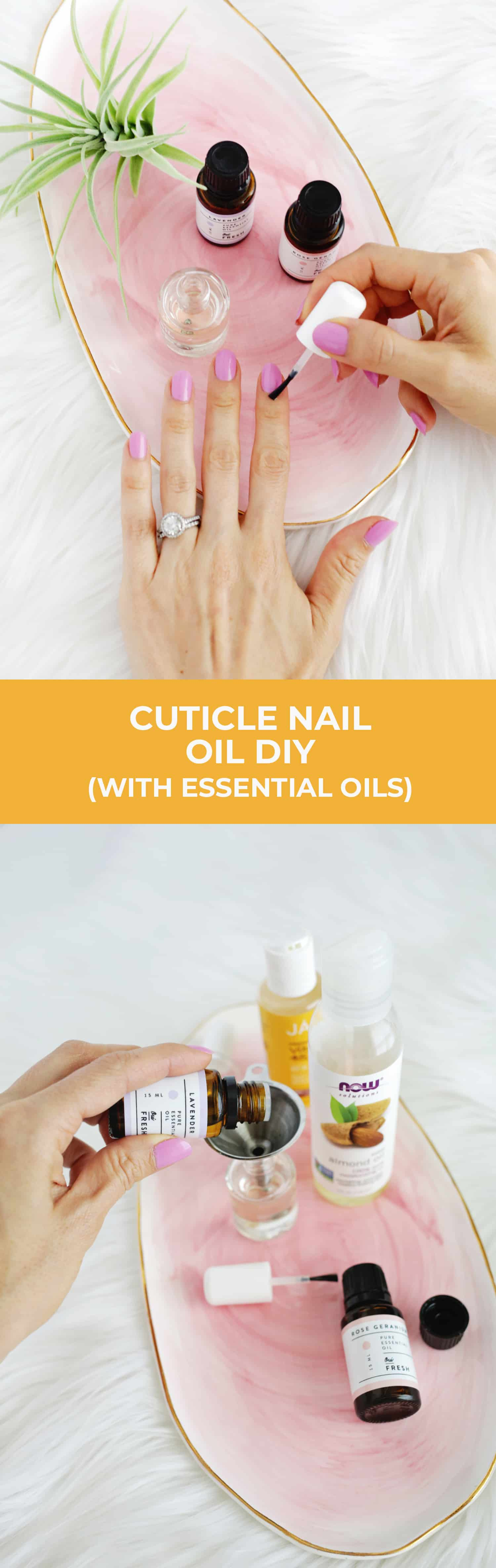Make Your Own Cuticle Oil (with Essential Oils!) - A Beautiful Mess