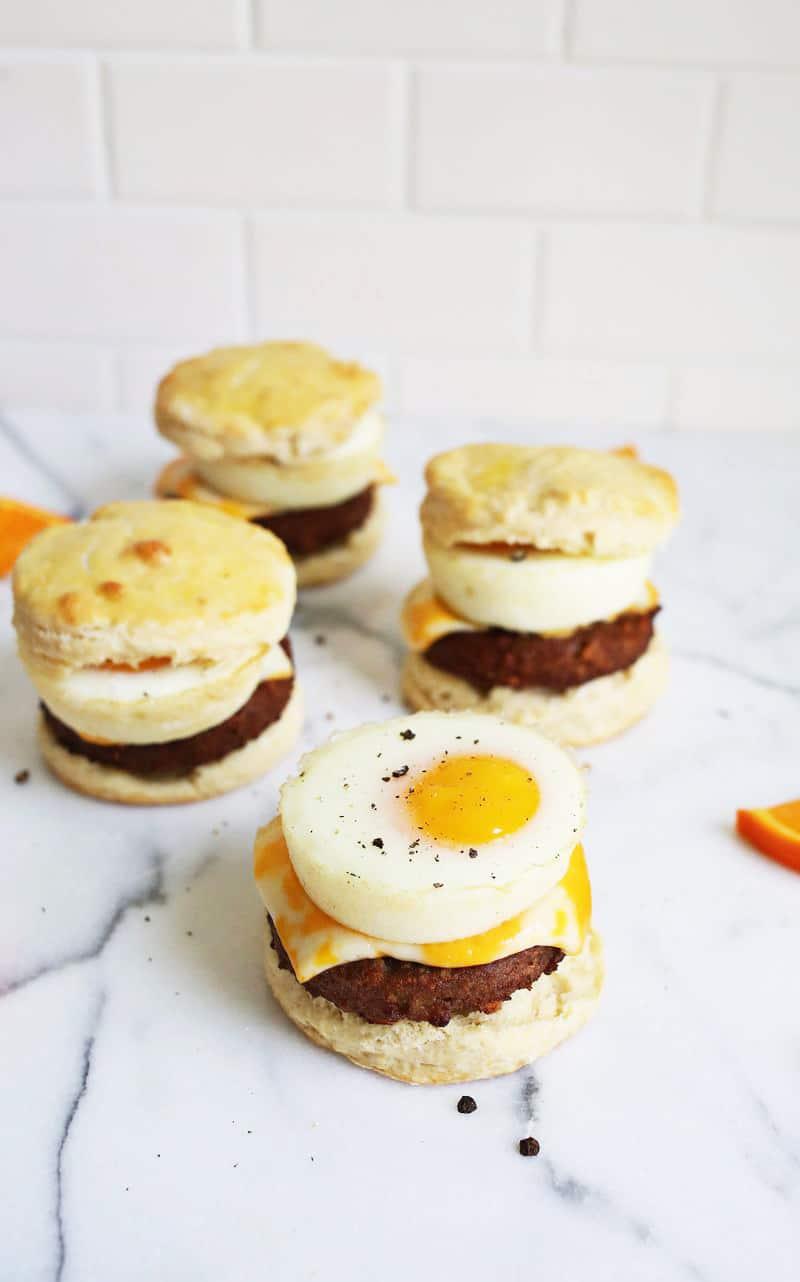 Buttermilk biscuit buttermilk sandwiches 1