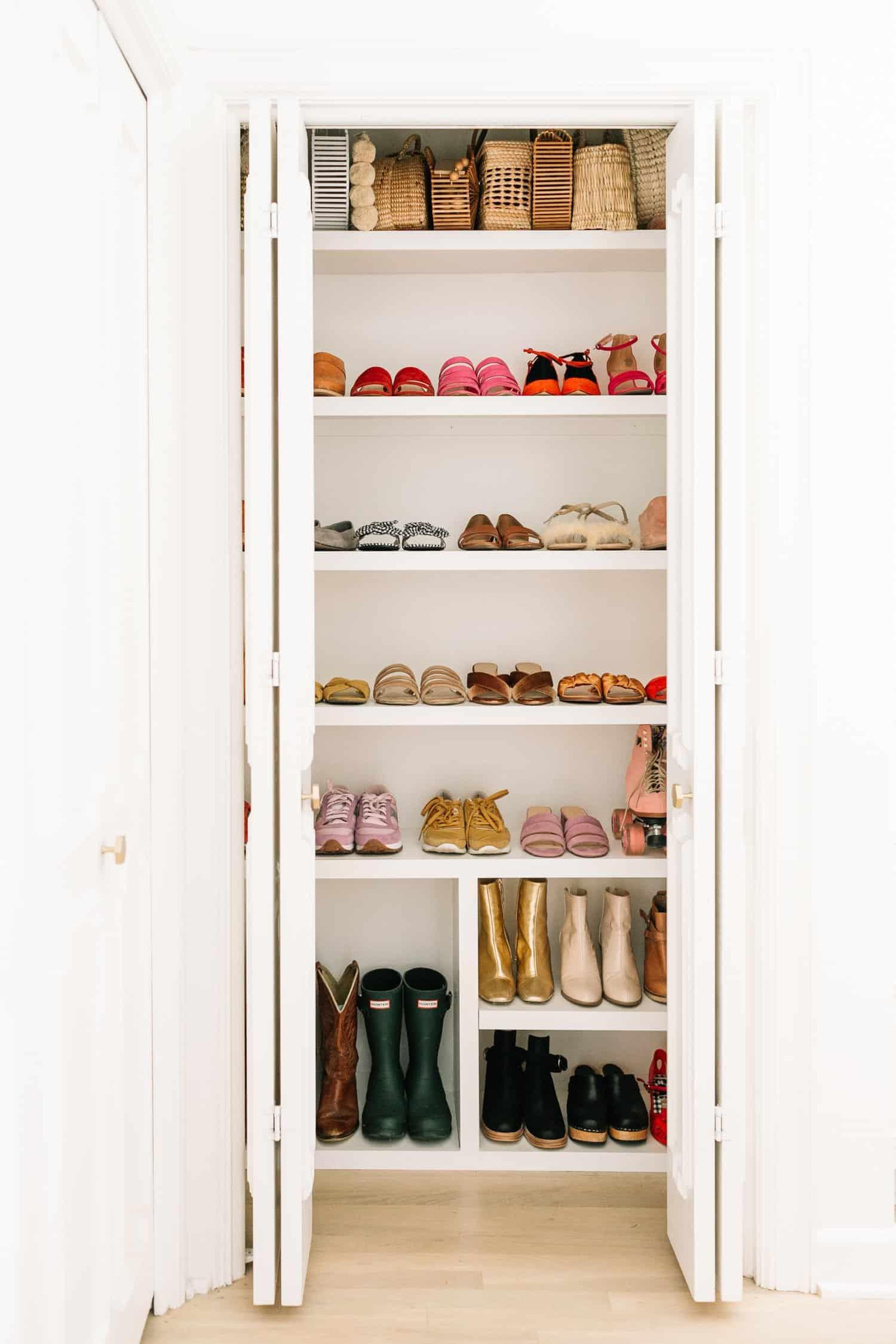 Elsie´s Closet Makeover!