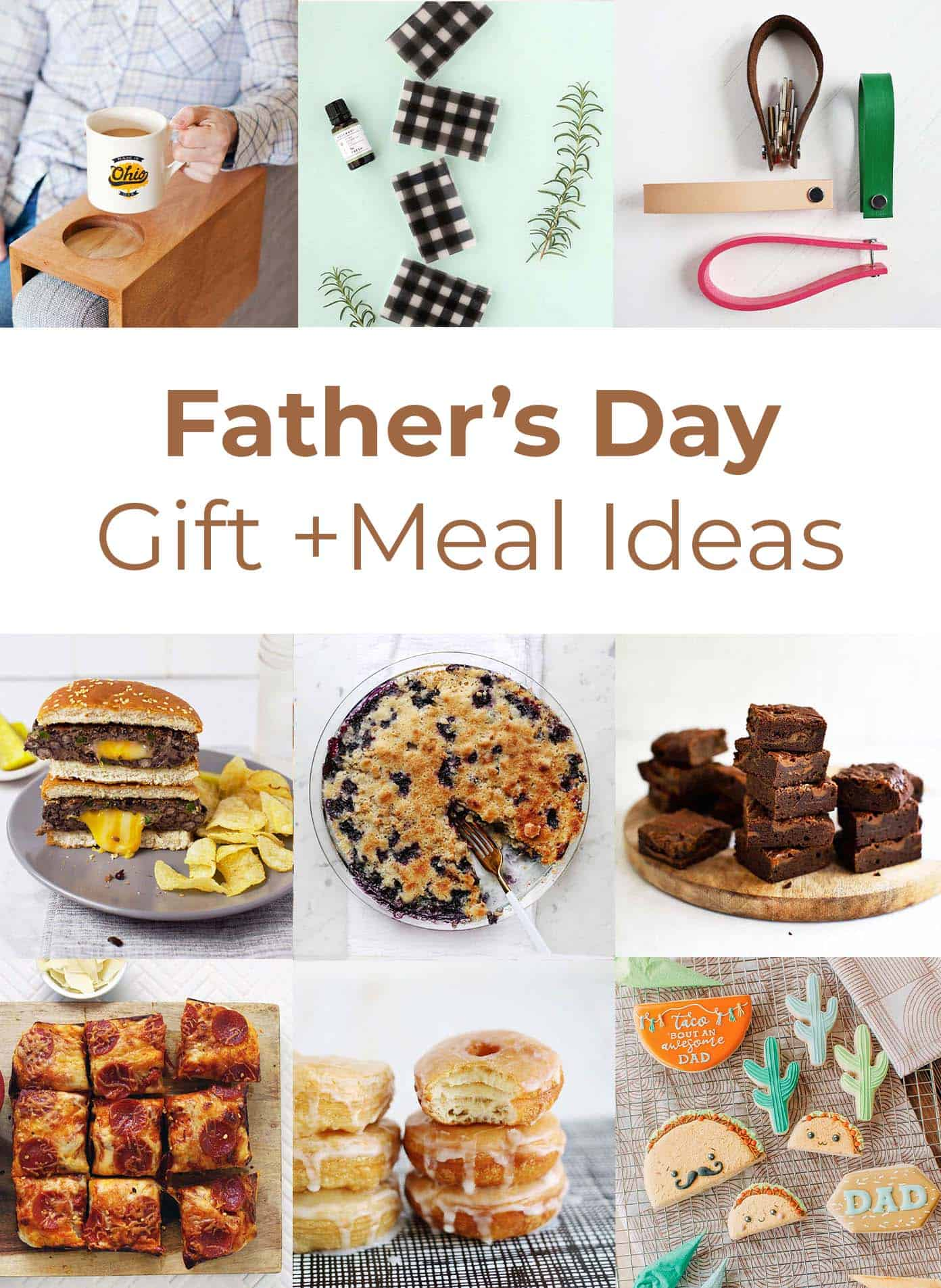 Fathers Day gift meal ideas