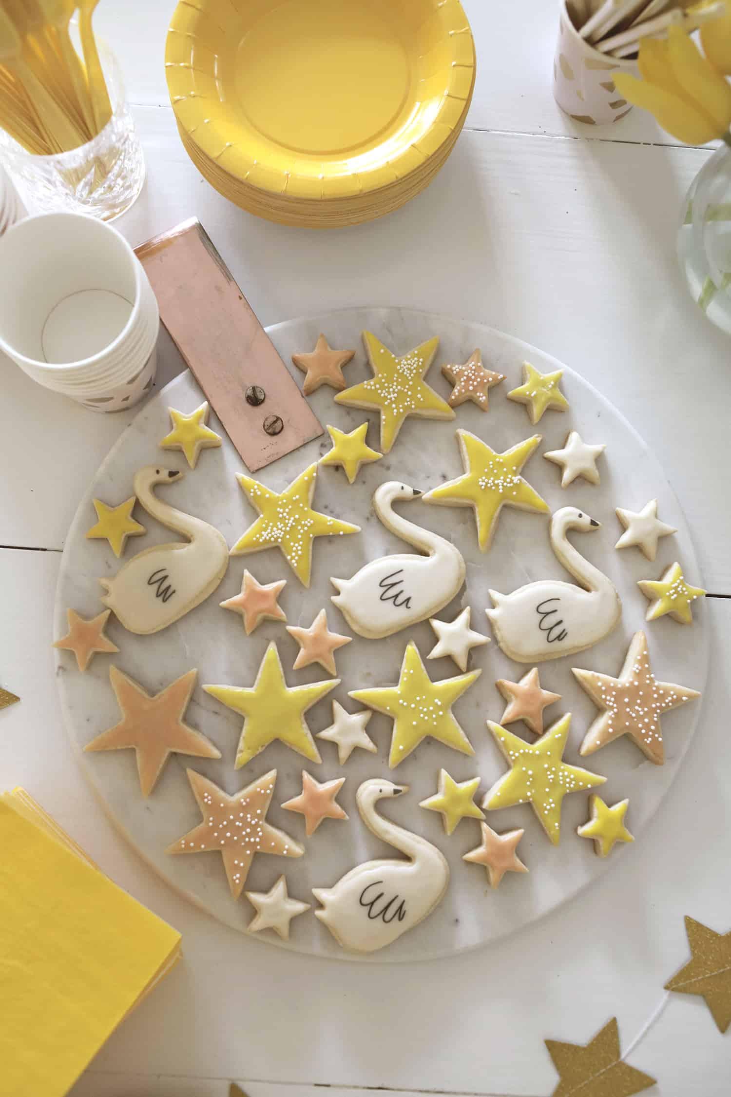 Nova's Star-Themed Birthday Party!
