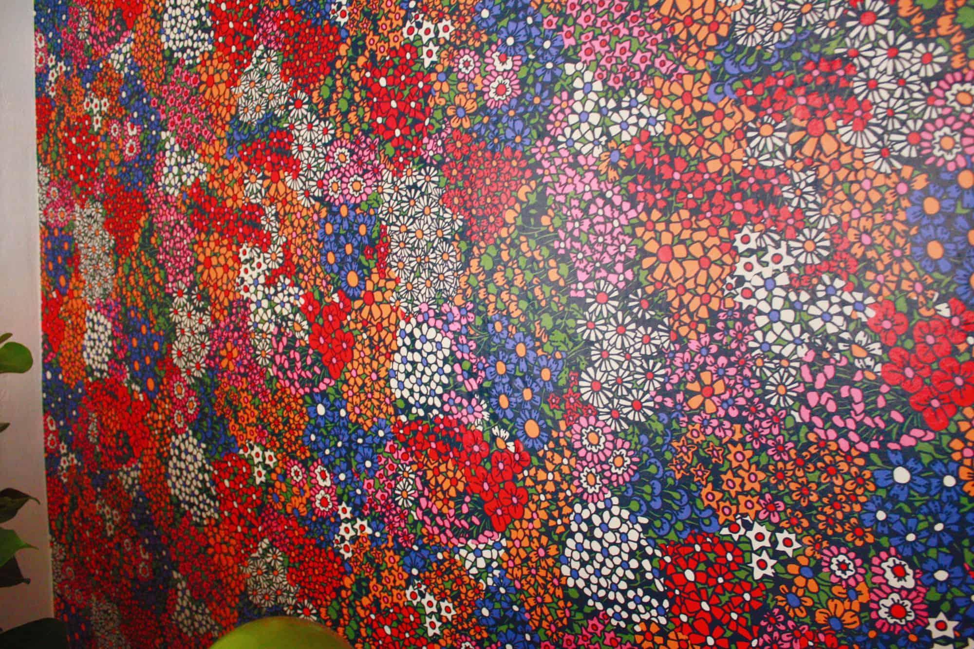 Wie man eine eigene Tapete aus einem Muster gestaltet, das man liebt