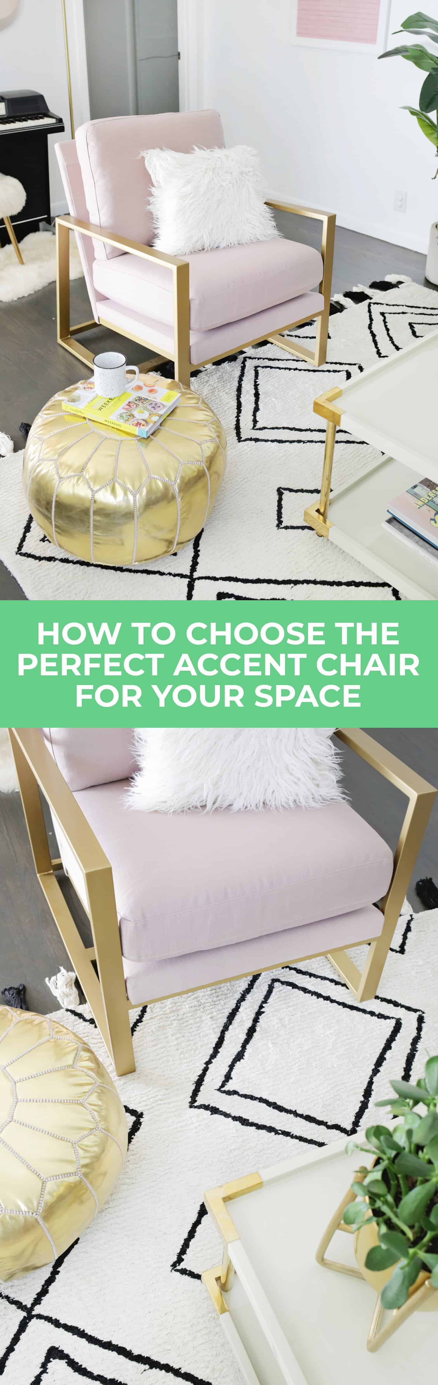 Picture of: How To Choose The Perfect Accent Chair A Beautiful Mess