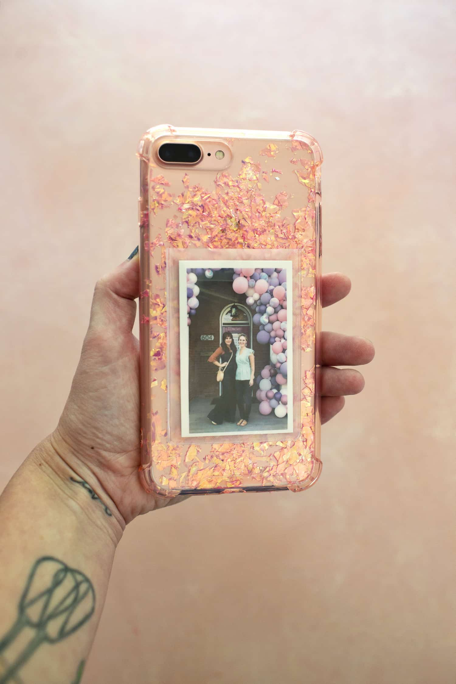 Diy Photo Cell Phone Case A Beautiful Mess