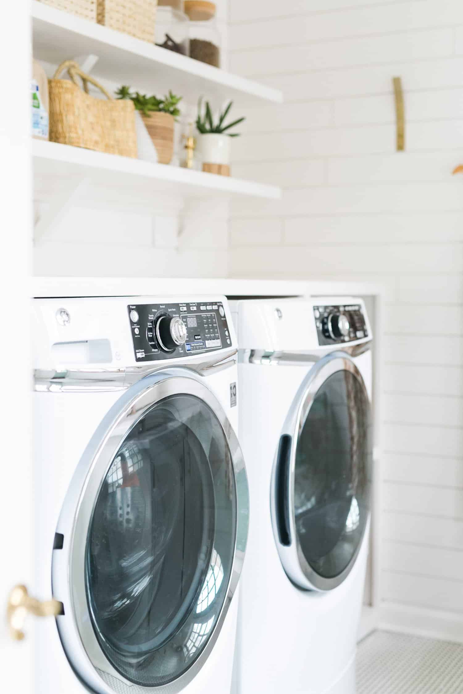 Elsie's Laundry Room Makeover - A